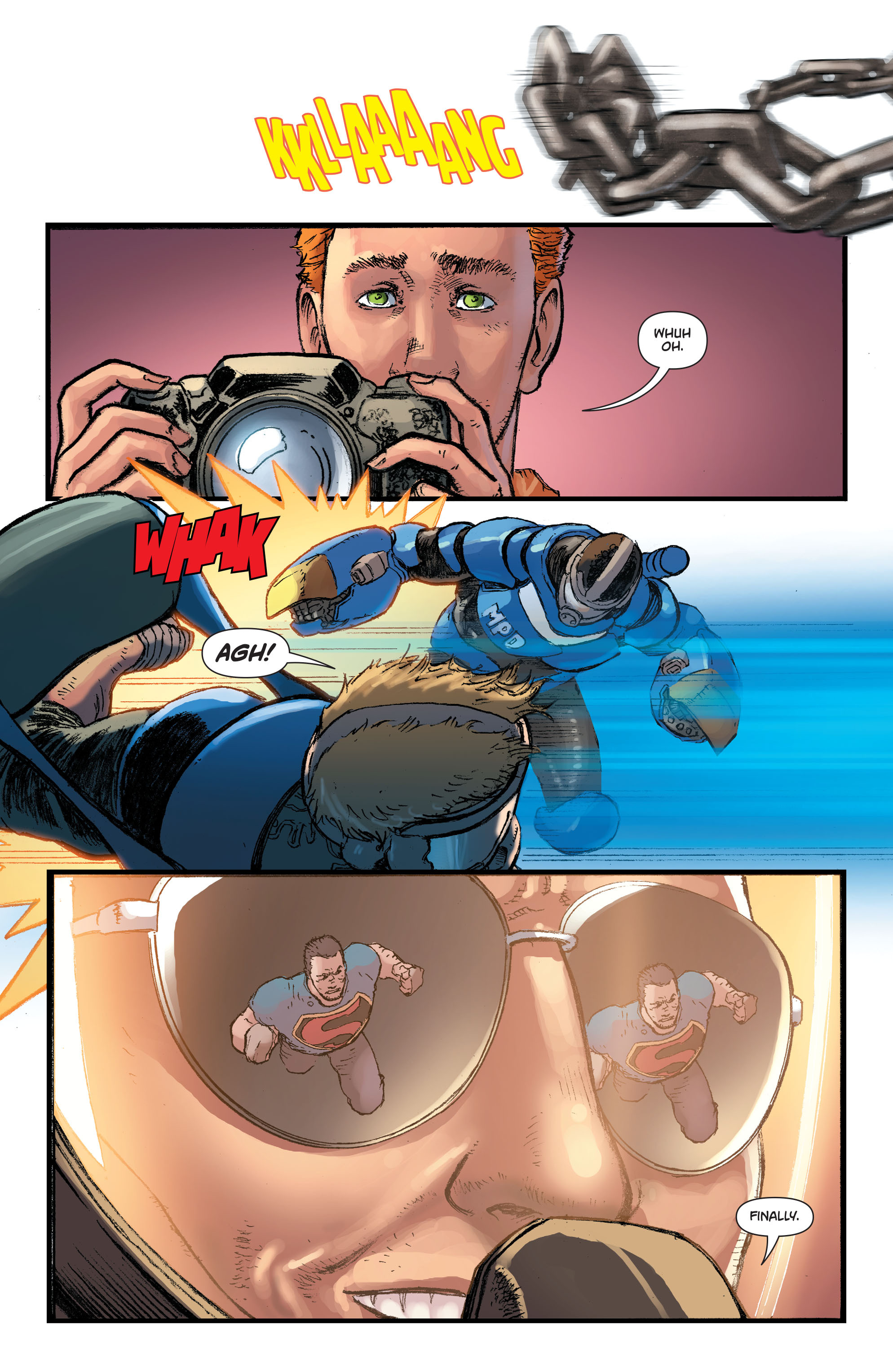 Read online Action Comics (2011) comic -  Issue #42 - 24