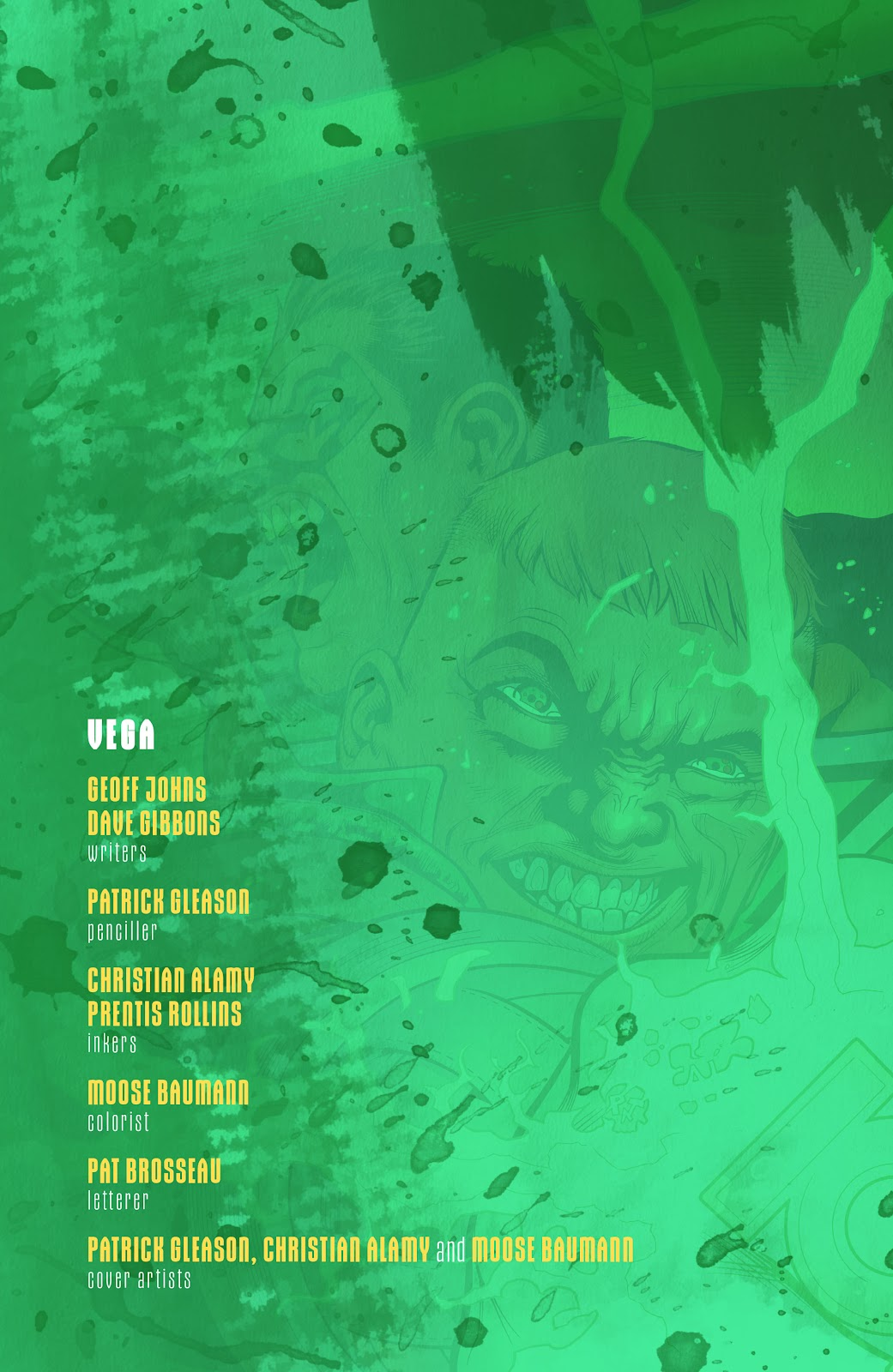 Read online Green Lantern by Geoff Johns comic -  Issue # TPB 1 (Part 3) - 30