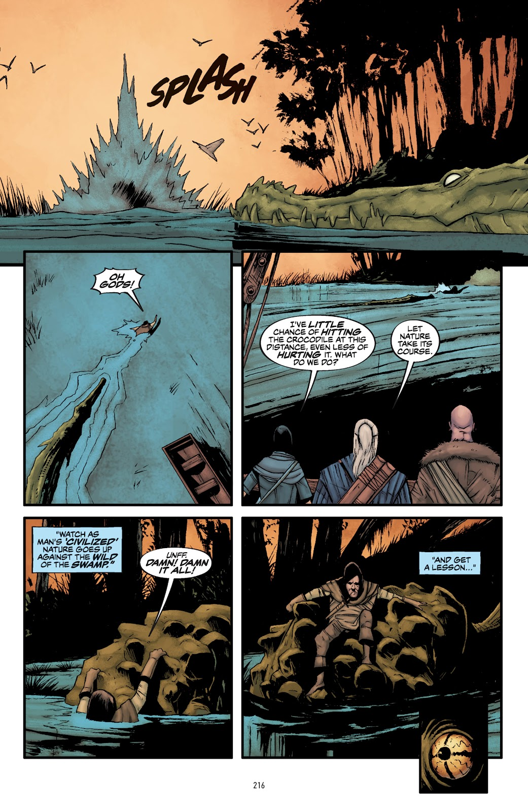Read online The Witcher Omnibus comic -  Issue # TPB (Part 3) - 19