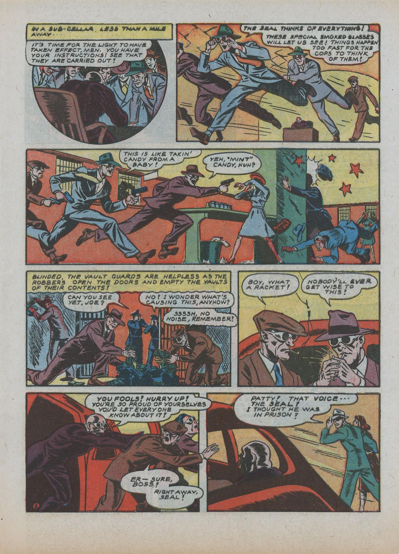 Read online Detective Comics (1937) comic -  Issue #63 - 53