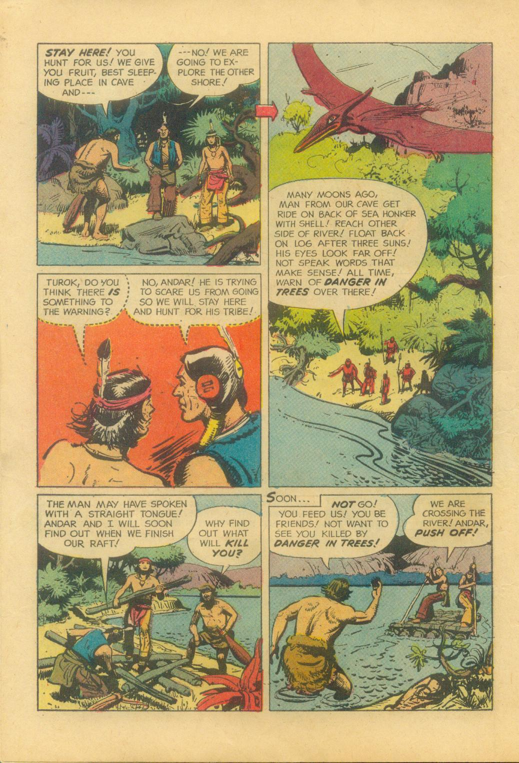 Read online Turok, Son of Stone comic -  Issue #29 - 6