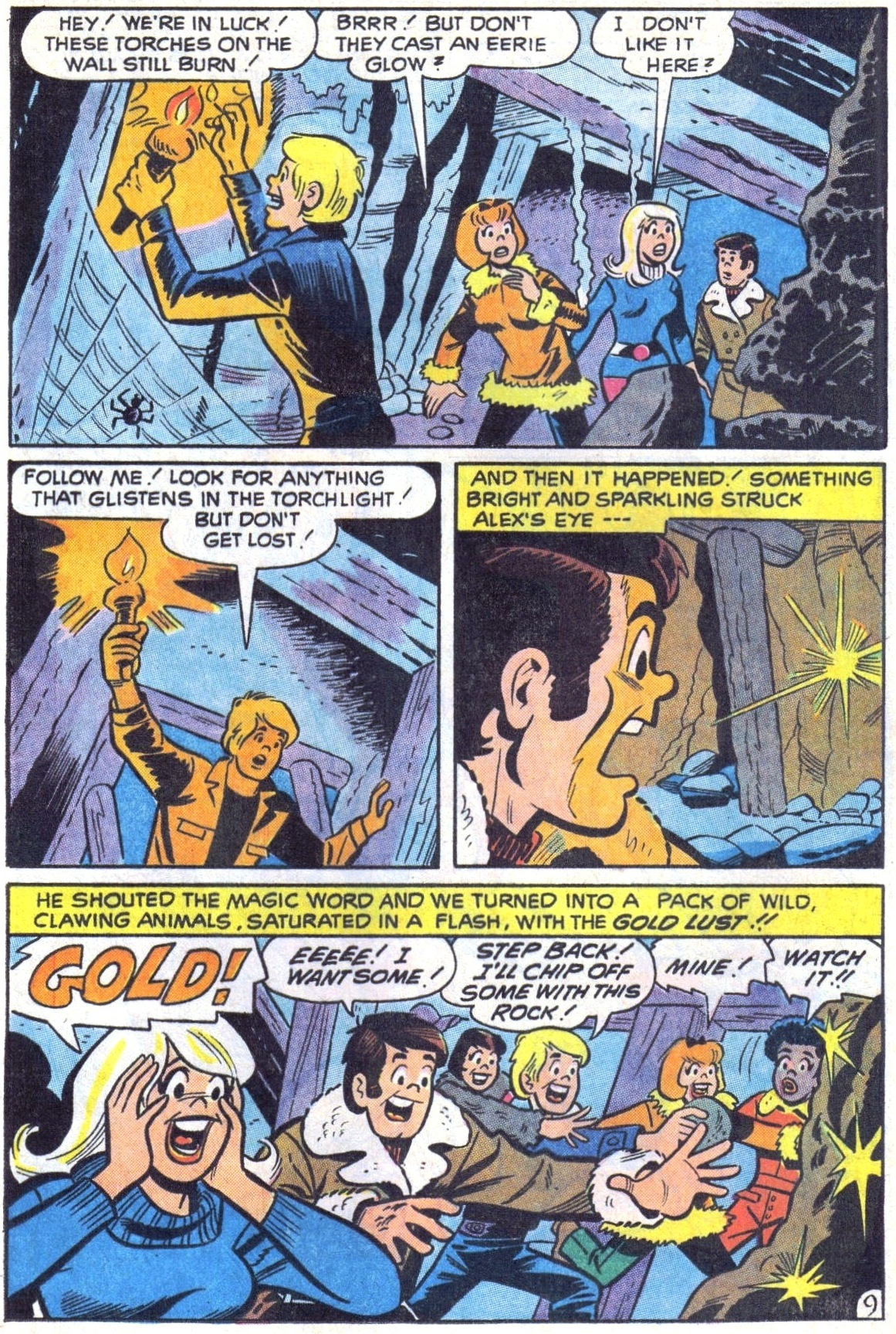 Read online She's Josie comic -  Issue #62 - 13