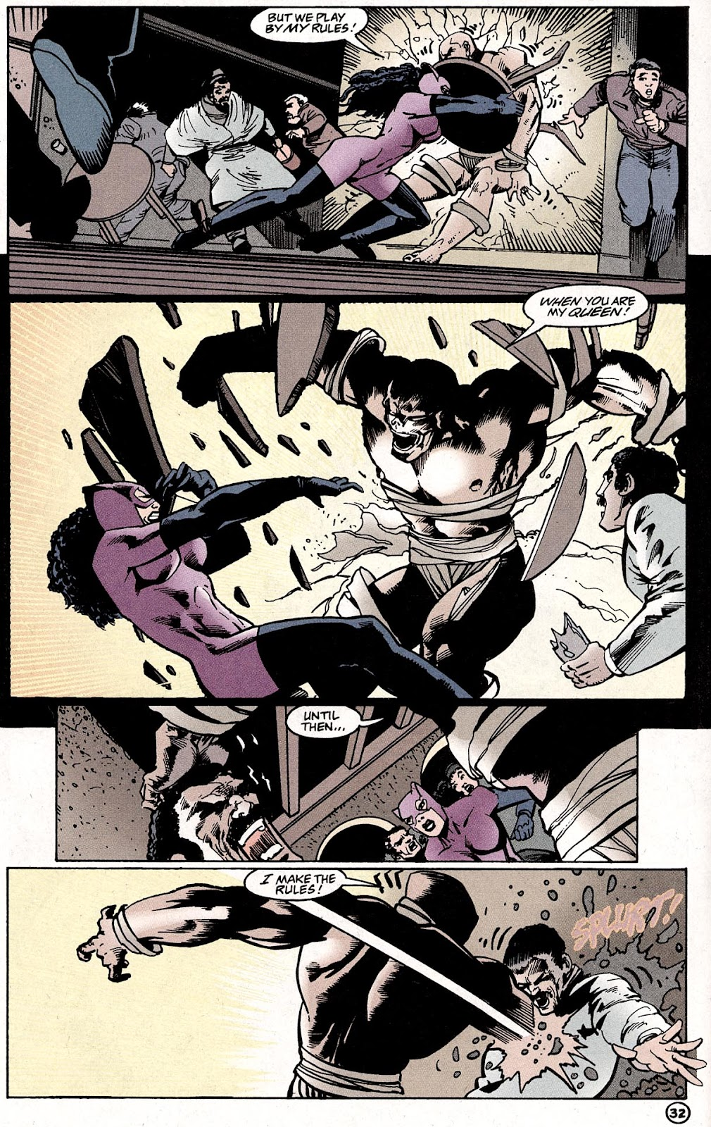 Catwoman (1993) Annual 4 #4 - English 34