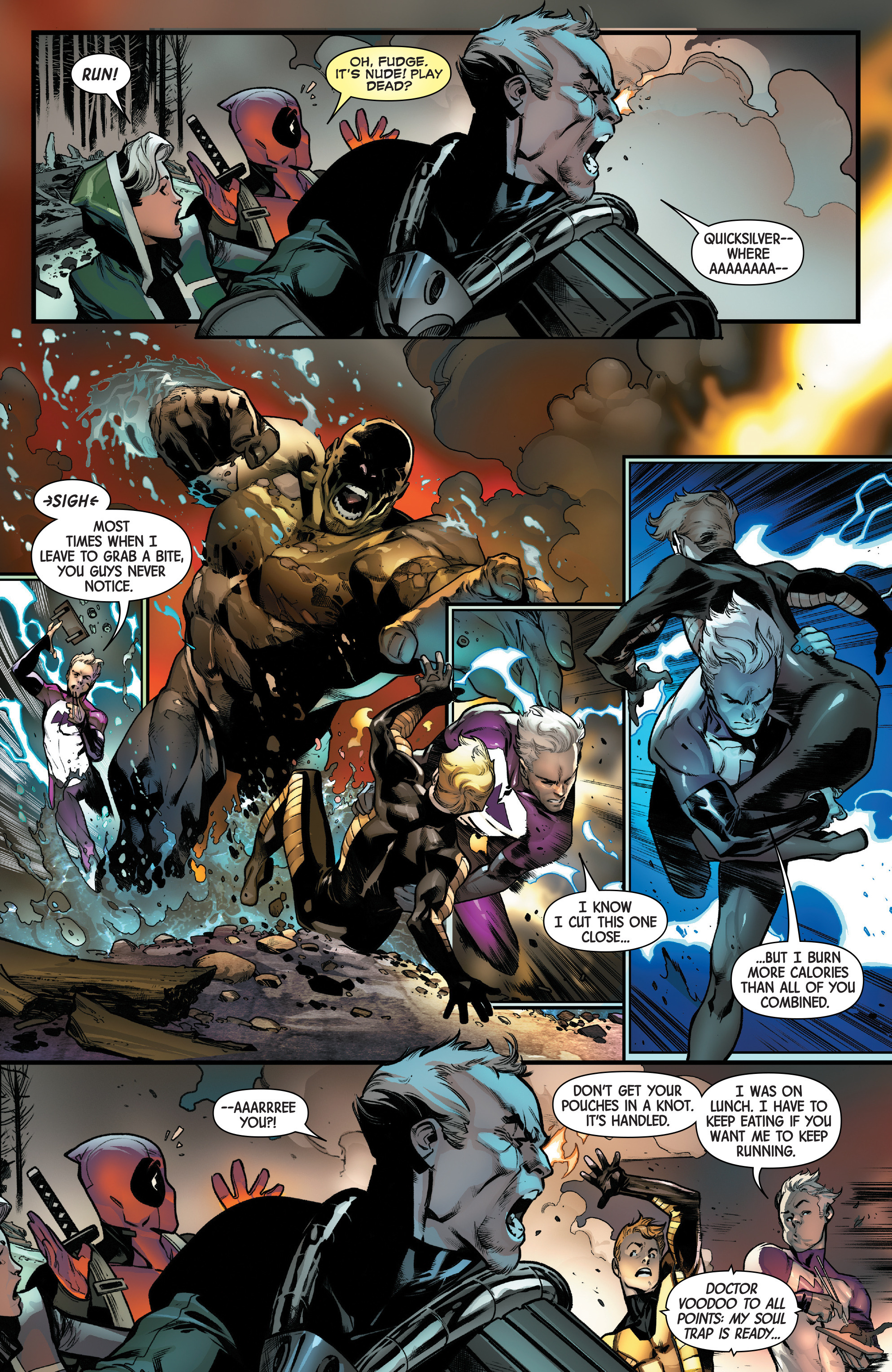 Read online Uncanny Avengers [II] comic -  Issue #17 - 9