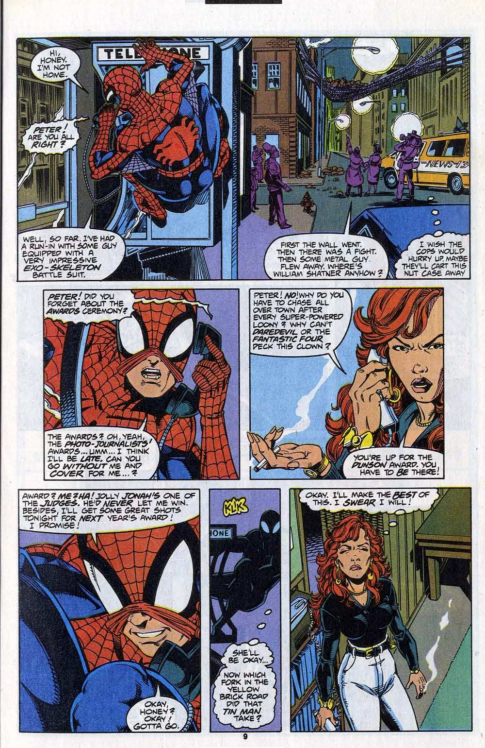 The Amazing Spider-Man (1963) _Annual_27 Page 10