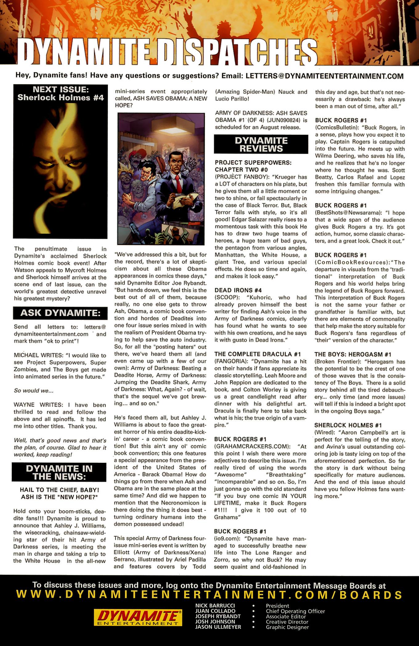 Read online Sherlock Holmes (2009) comic -  Issue #3 - 29
