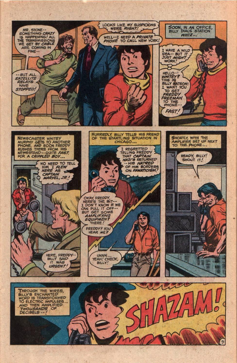 Read online Shazam! (1973) comic -  Issue #34 - 15