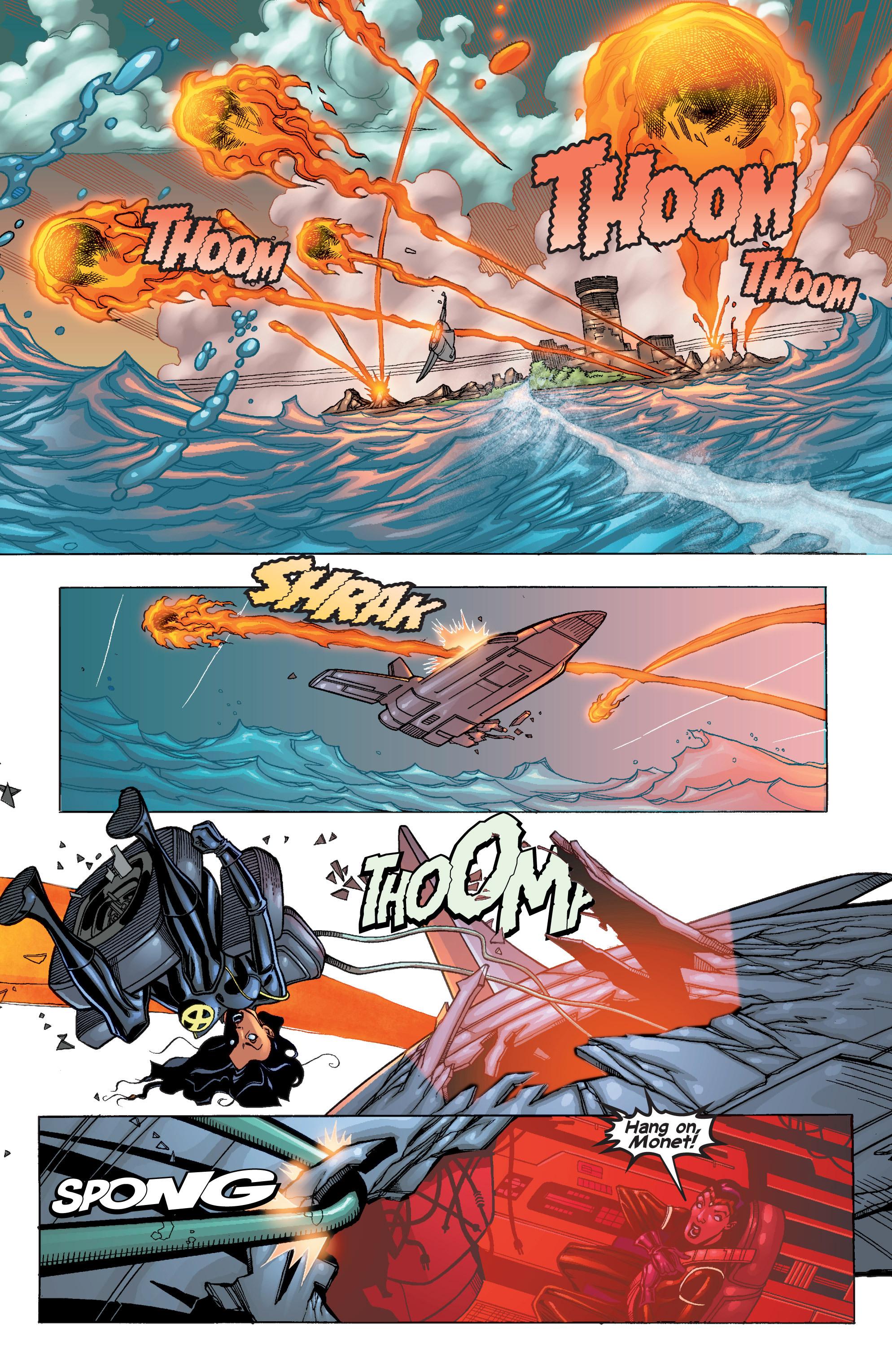Read online Uncanny X-Men (1963) comic -  Issue #410 - 11