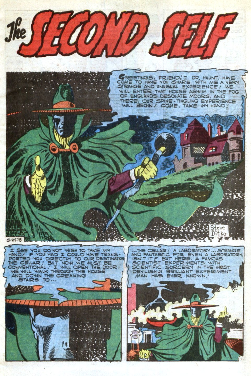 Read online Scary Tales comic -  Issue #39 - 9