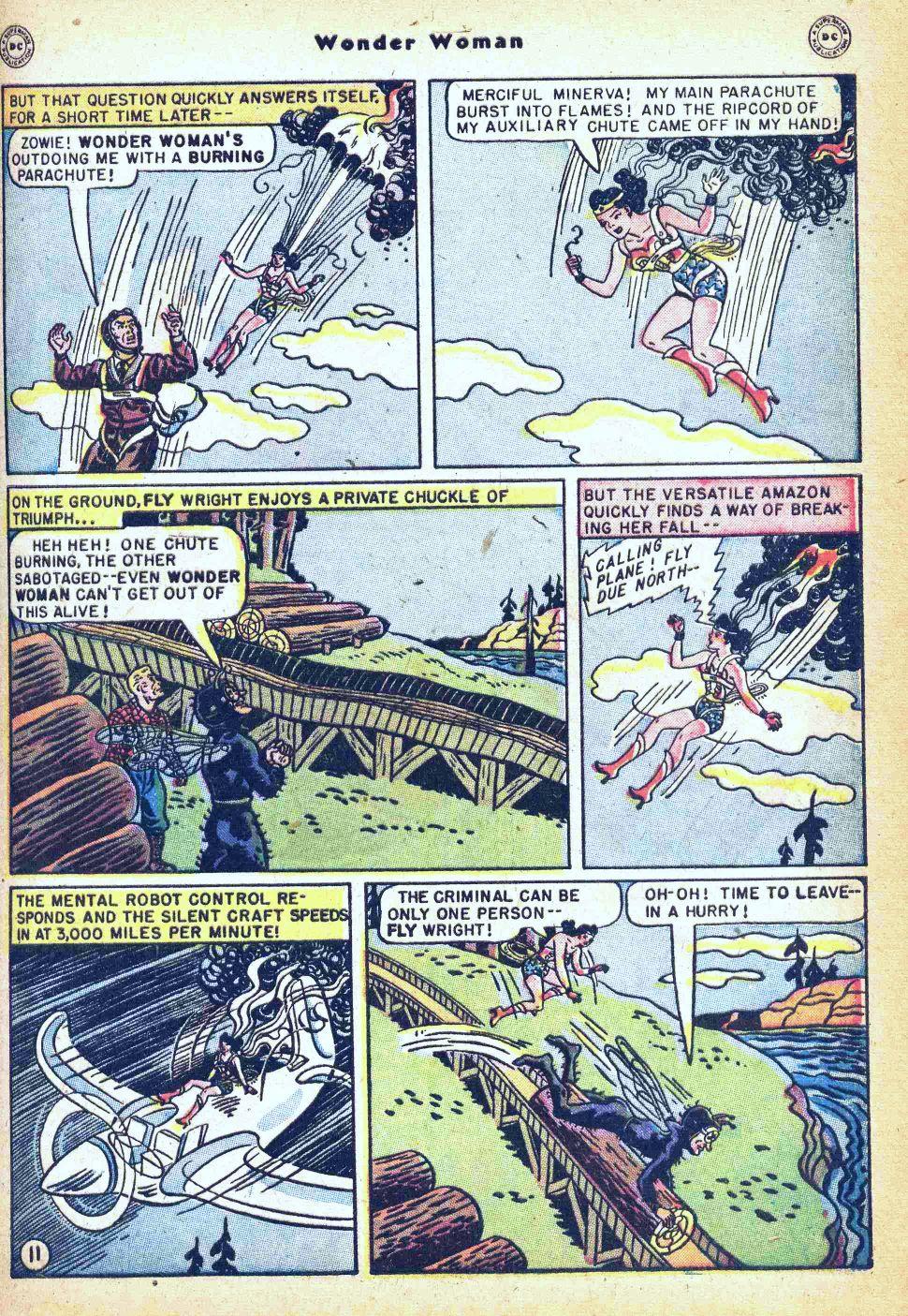 Read online Wonder Woman (1942) comic -  Issue #35 - 13