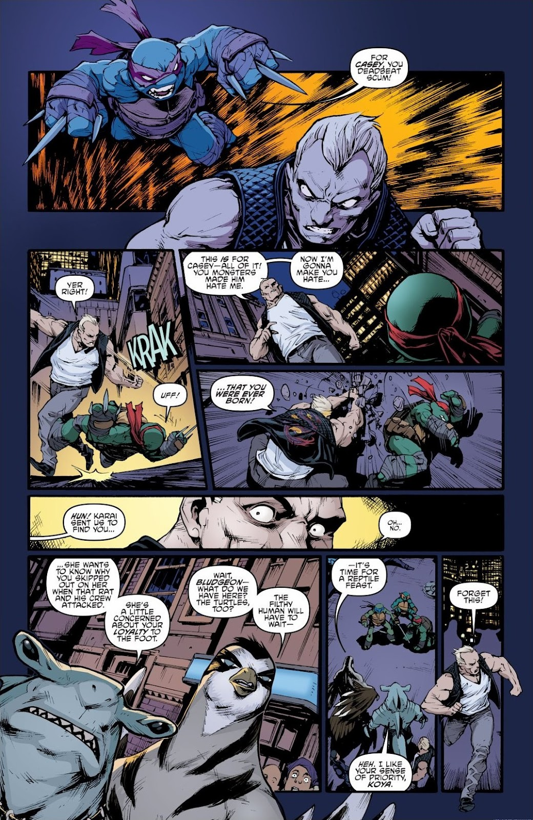 Read online Teenage Mutant Ninja Turtles: The IDW Collection comic -  Issue # TPB 6 (Part 2) - 65