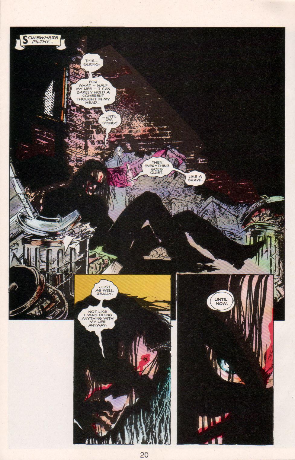 Read online Hellshock comic -  Issue #2 - 22