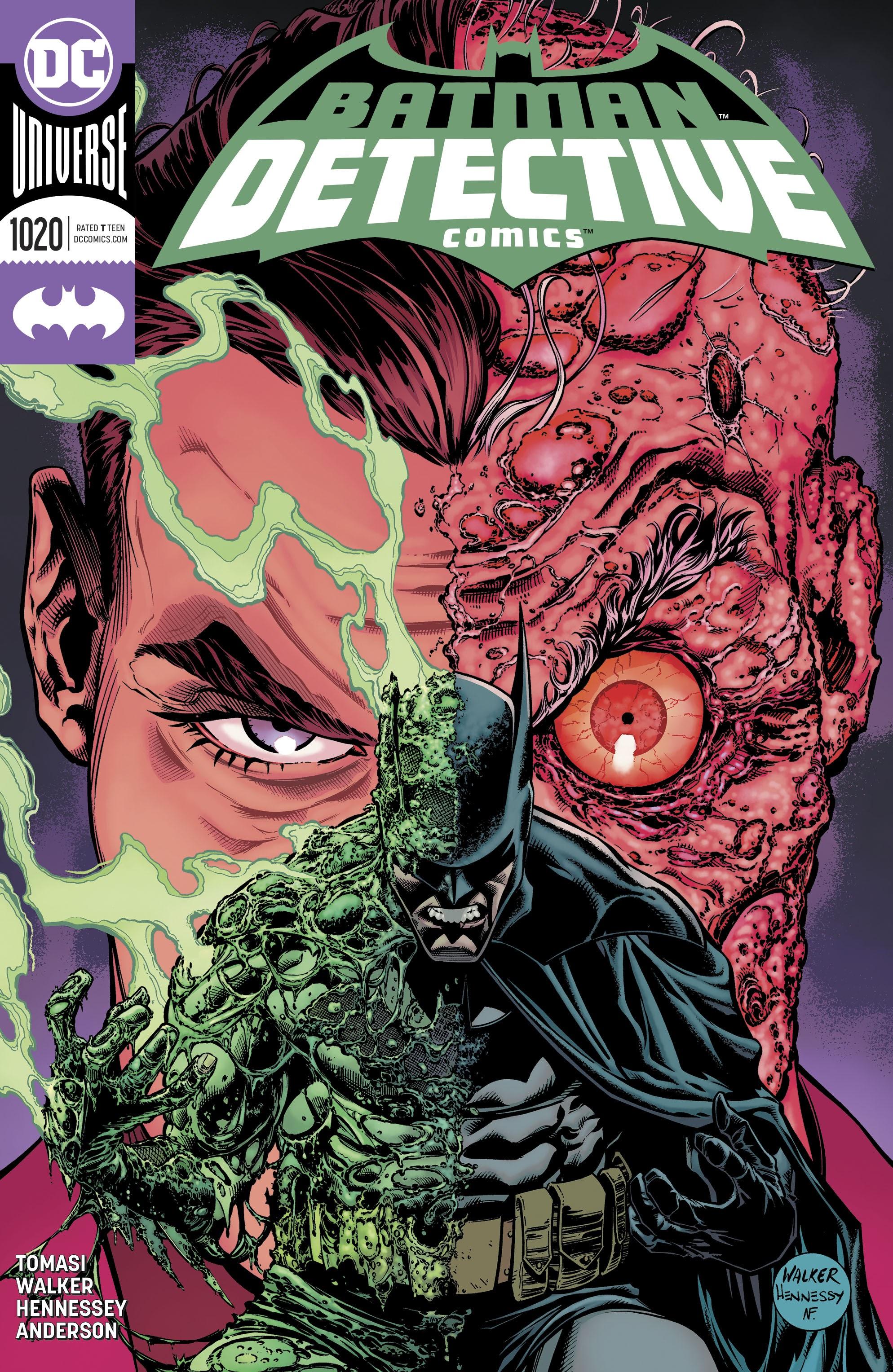 Detective Comics (2016) 1020 Page 1