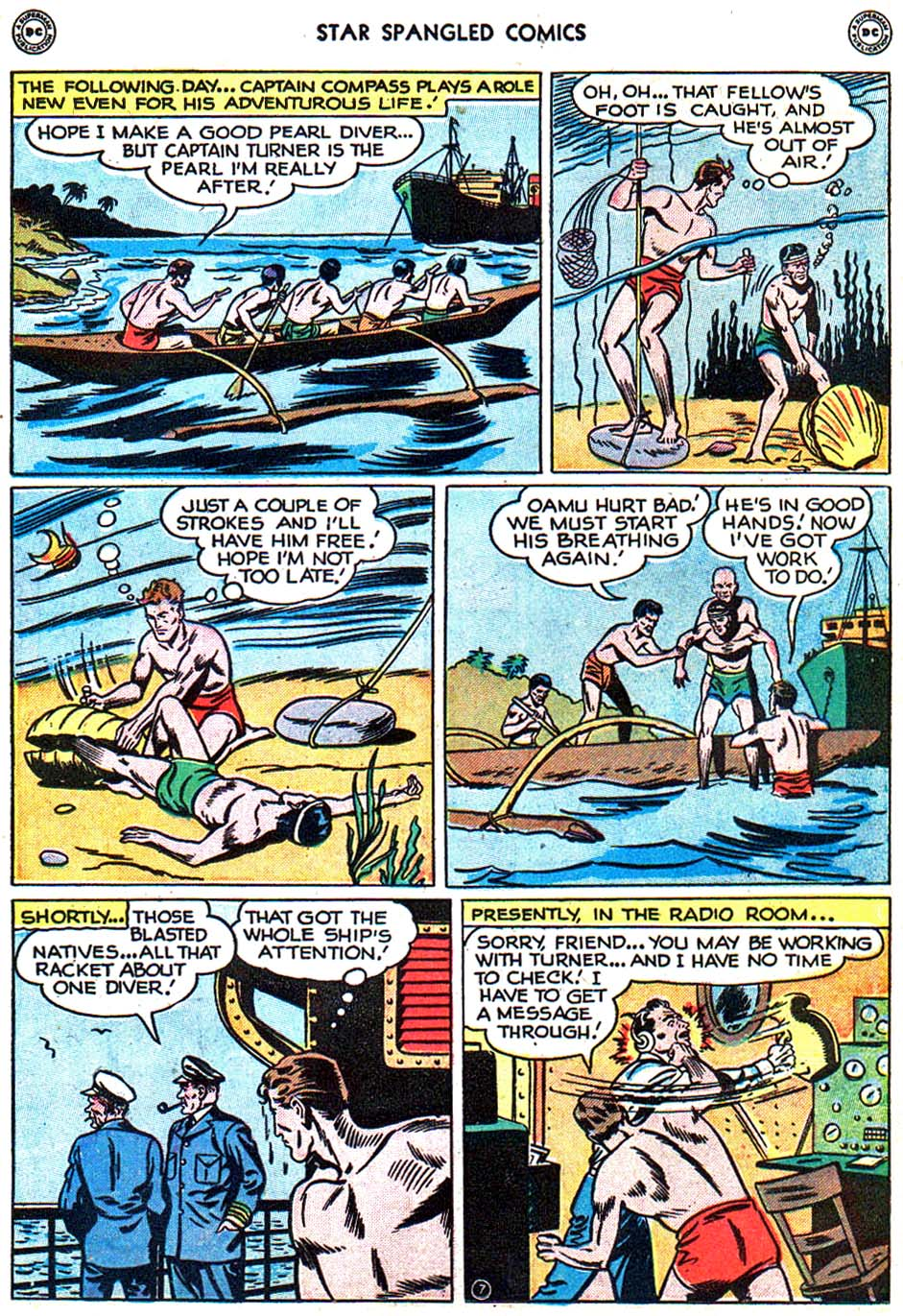 Star Spangled Comics (1941) issue 95 - Page 33
