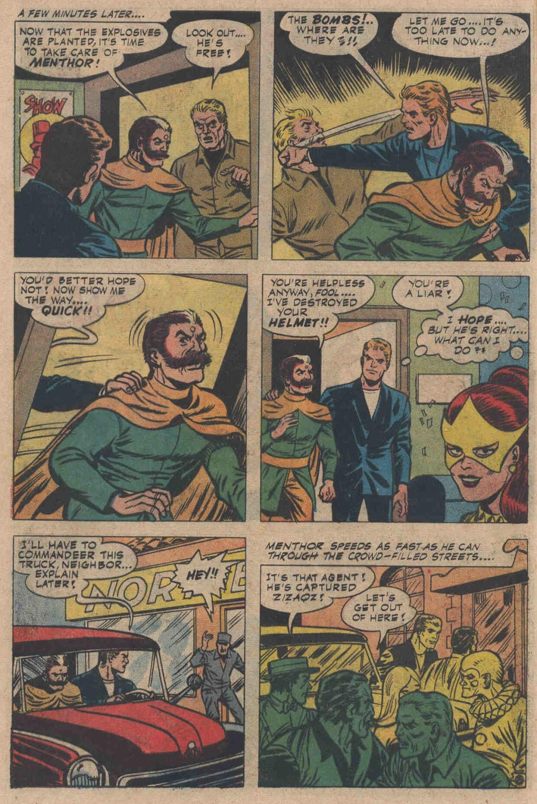 T.H.U.N.D.E.R. Agents (1965) issue 6 - Page 52