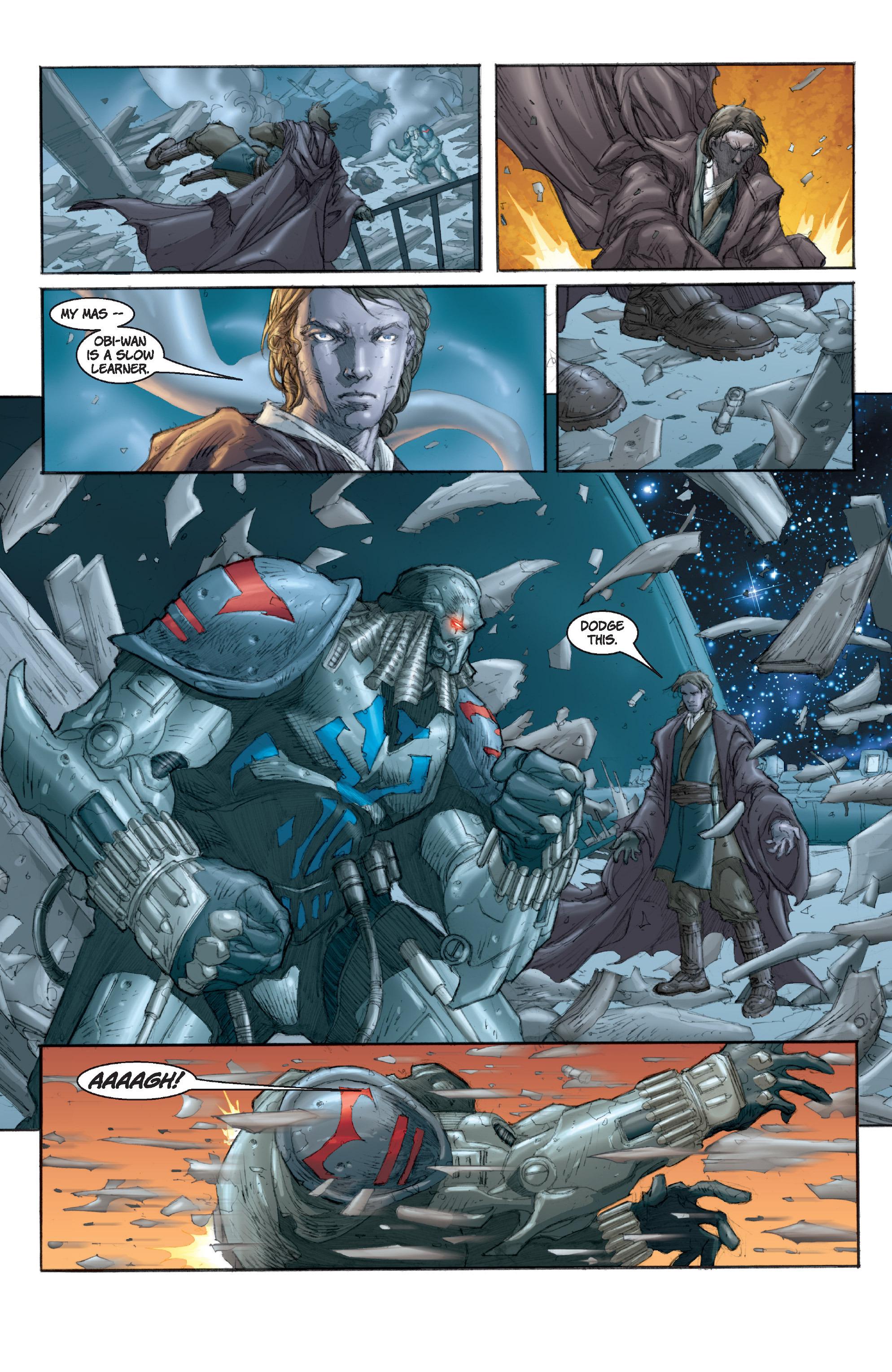 Read online Star Wars Omnibus comic -  Issue # Vol. 26 - 116