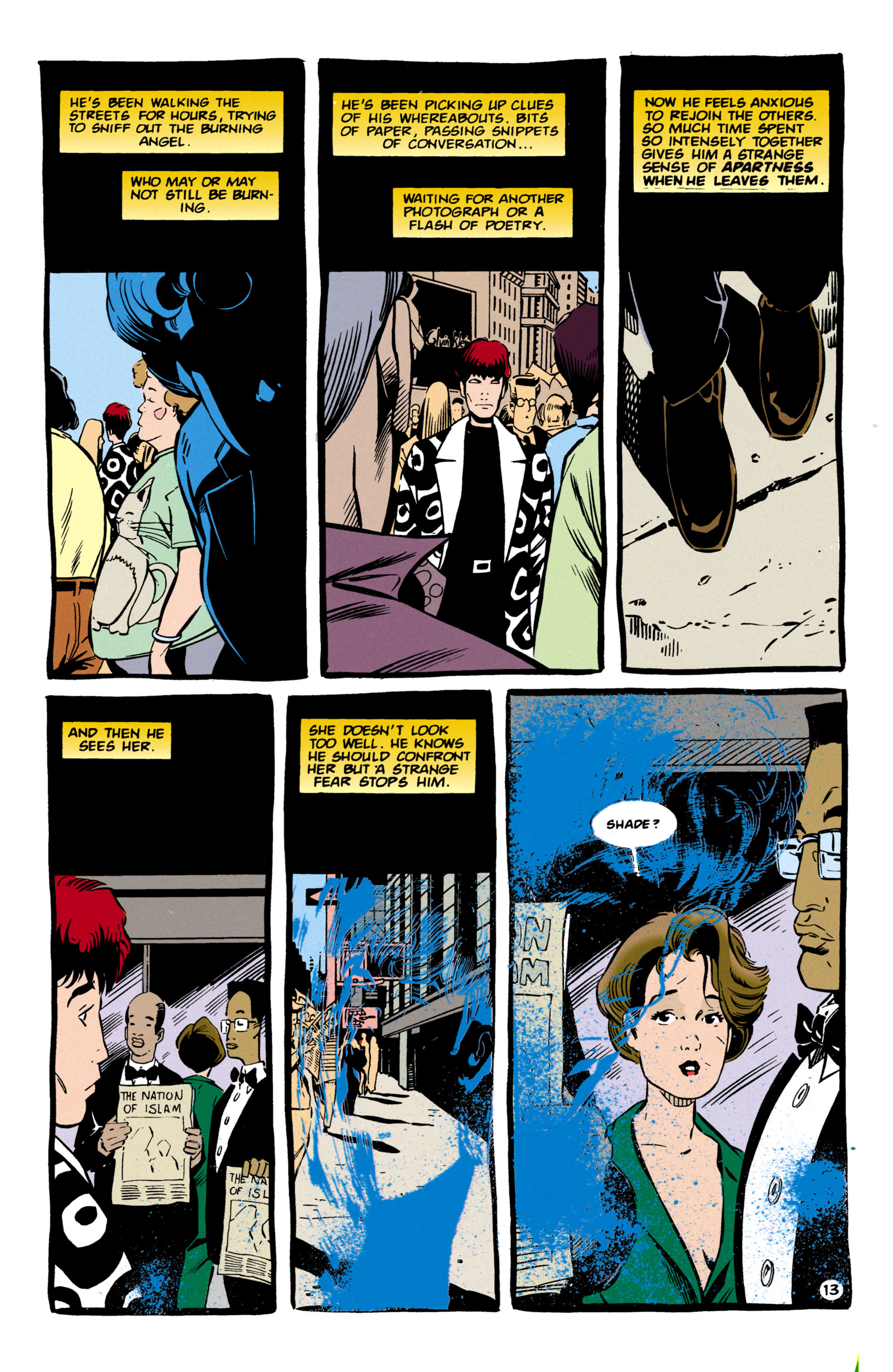 Read online Shade, the Changing Man comic -  Issue #57 - 14