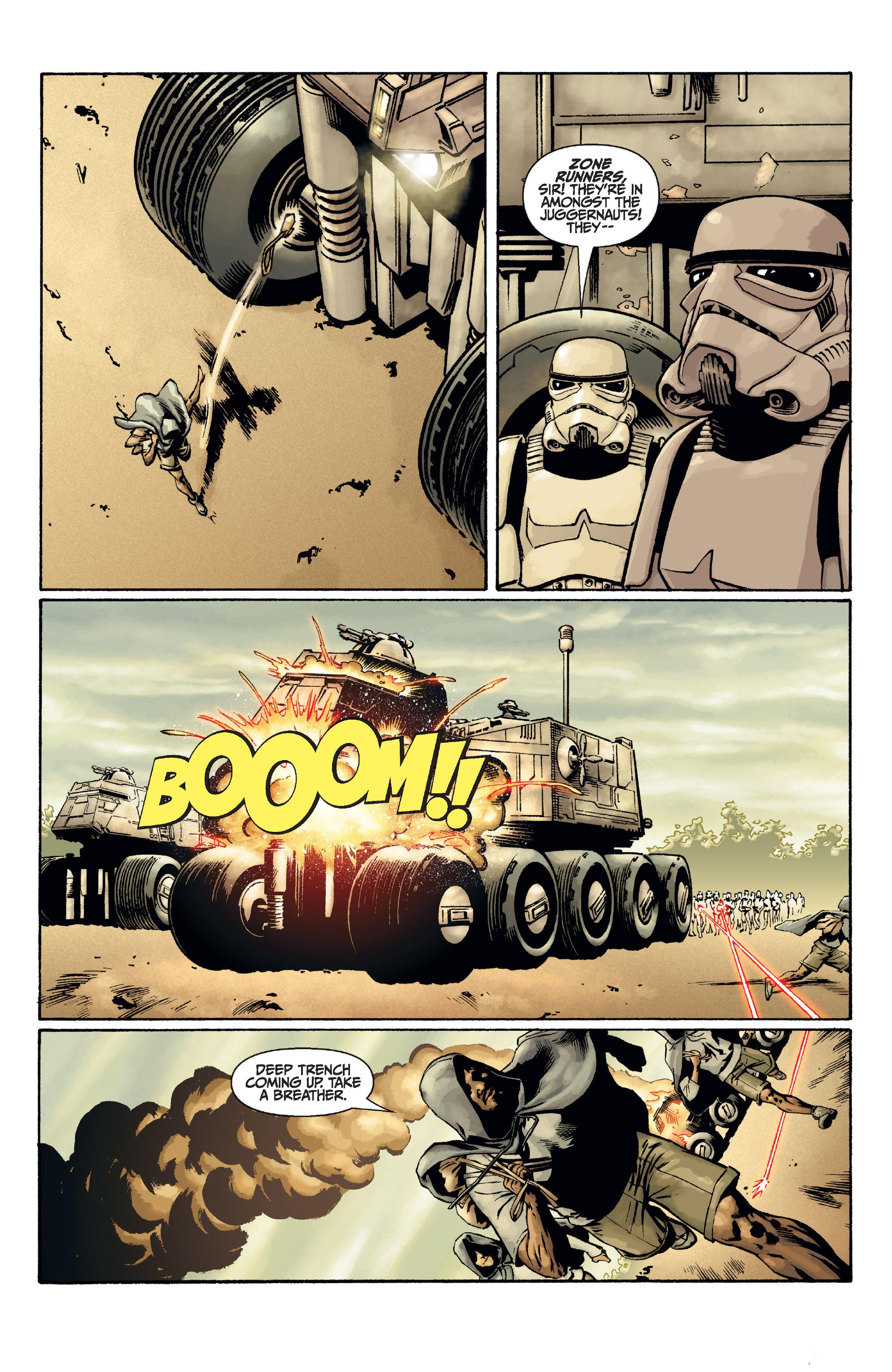 Read online Star Wars Omnibus comic -  Issue # Vol. 20 - 191