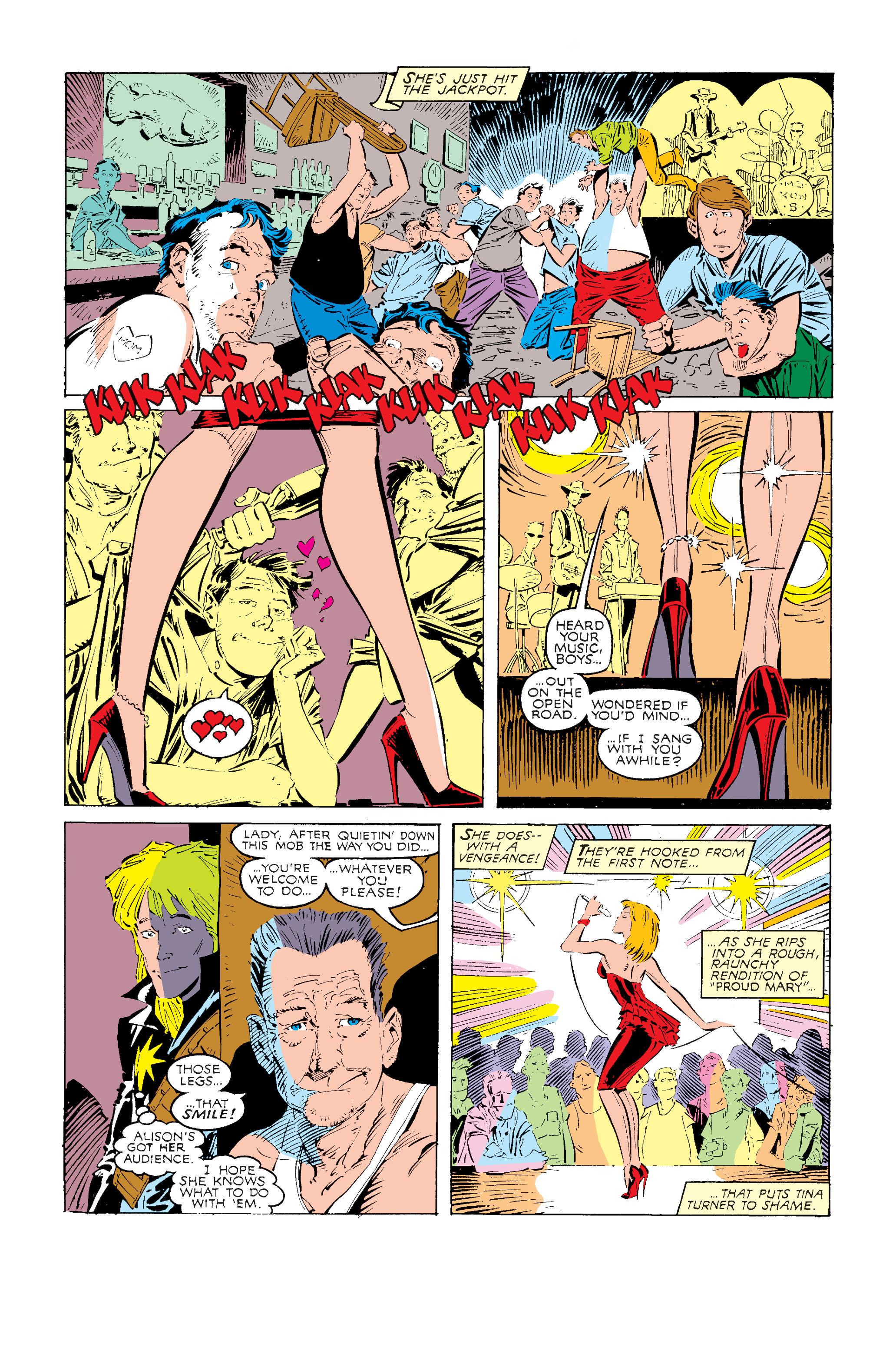Read online Uncanny X-Men (1963) comic -  Issue #239 - 9