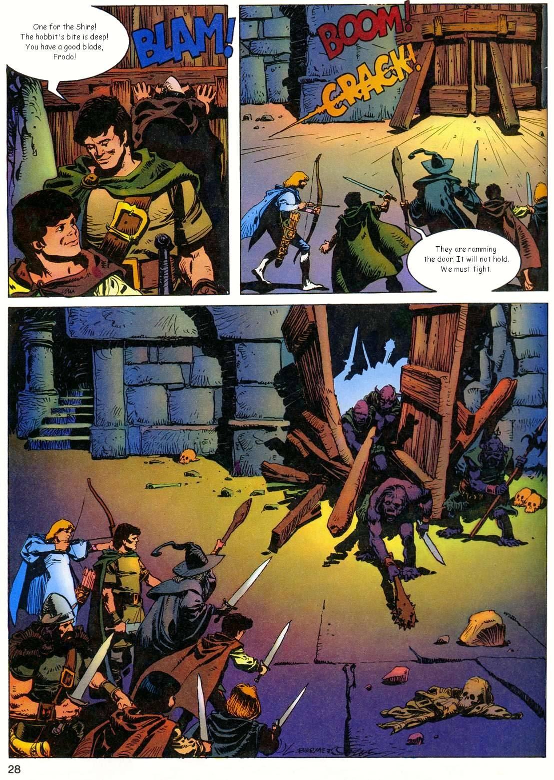 El Señor de los Anillos issue 2 - Page 25