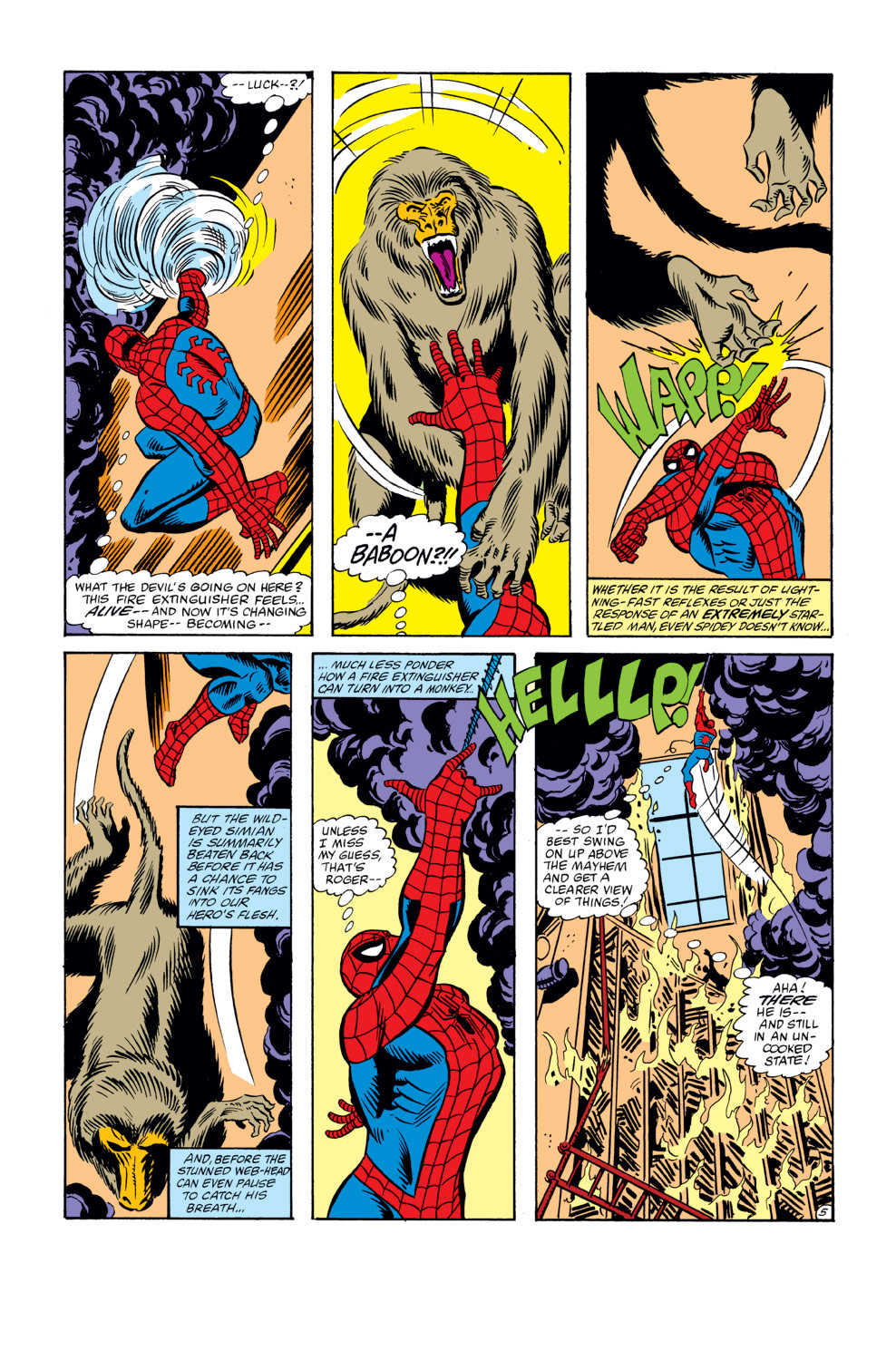 The Amazing Spider-Man (1963) 223 Page 5