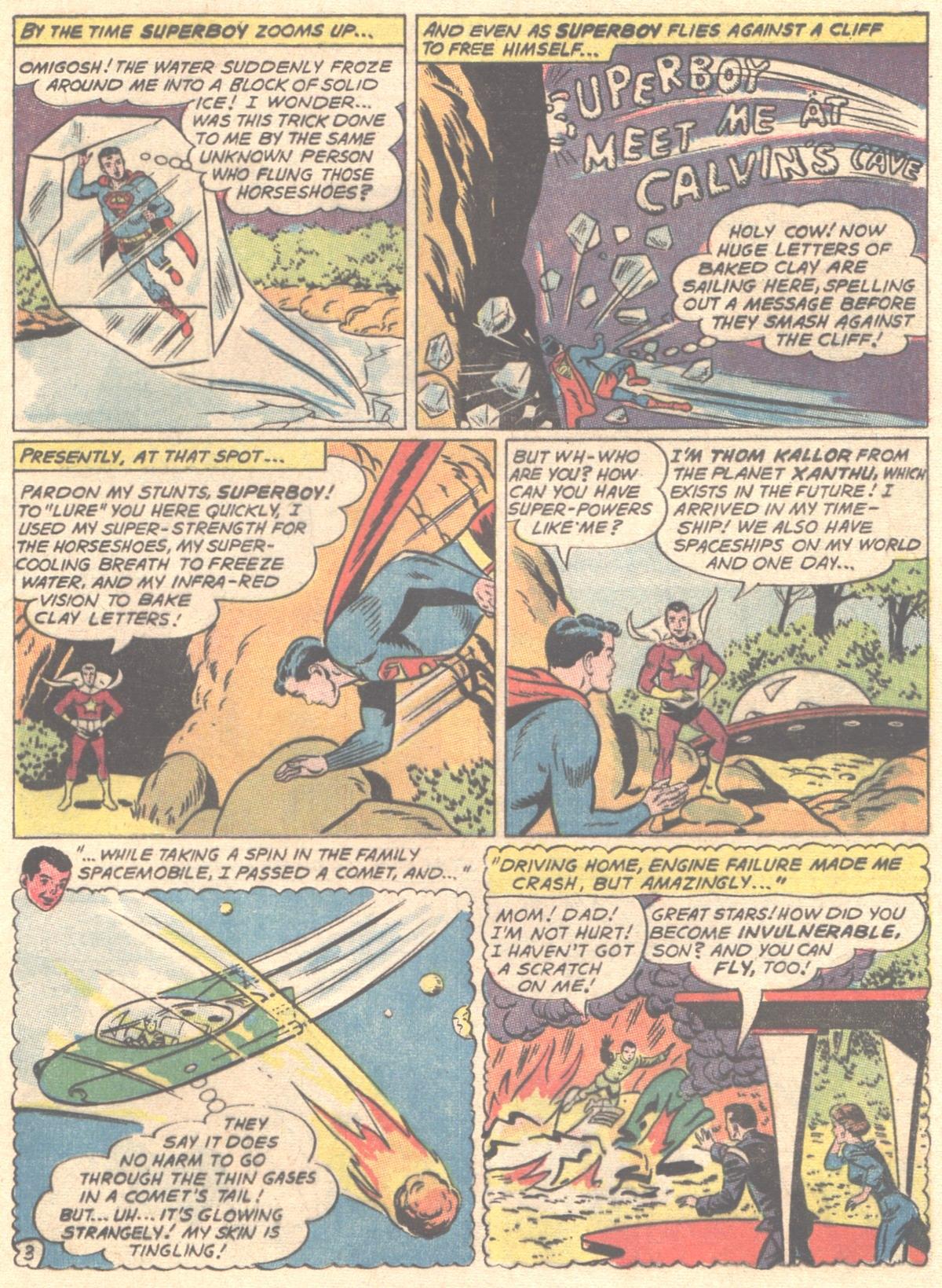 Read online Adventure Comics (1938) comic -  Issue #356 - 21