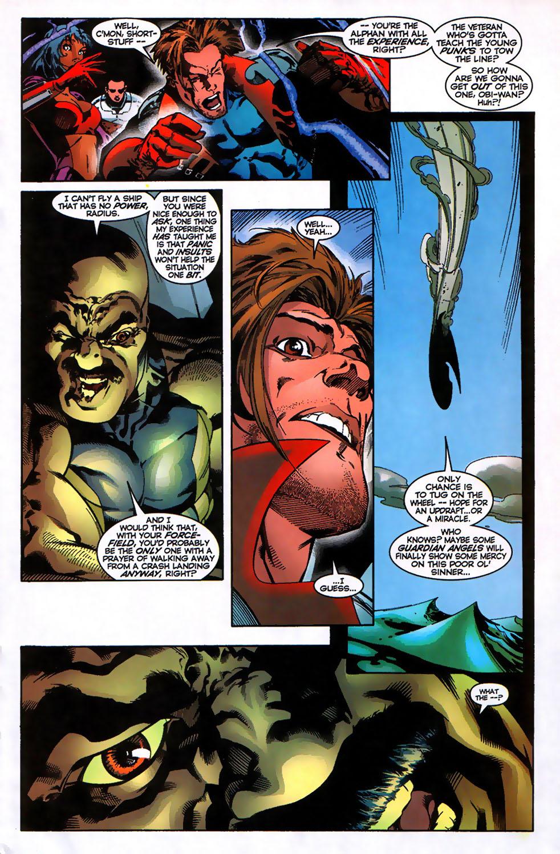 Read online Alpha Flight (1997) comic -  Issue # _Annual - 20