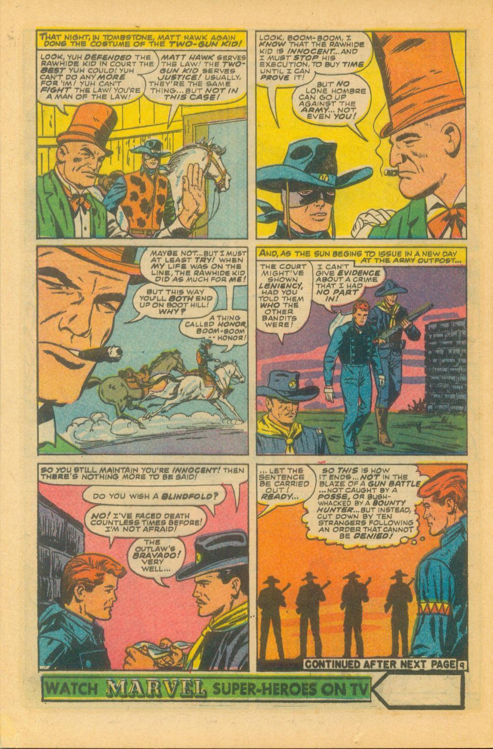 Read online Two-Gun Kid comic -  Issue #85 - 13