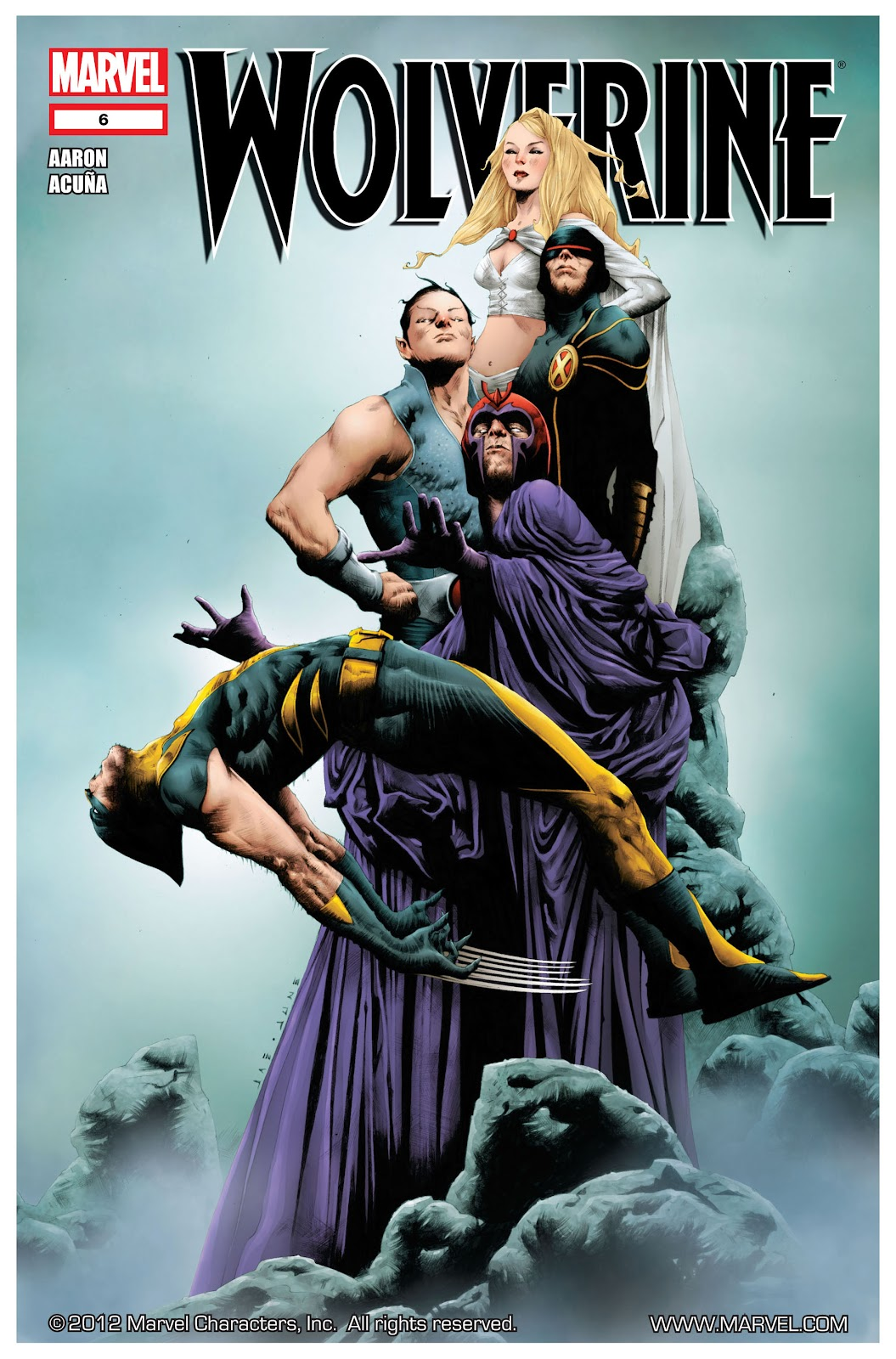 Wolverine (2010) 6 Page 1