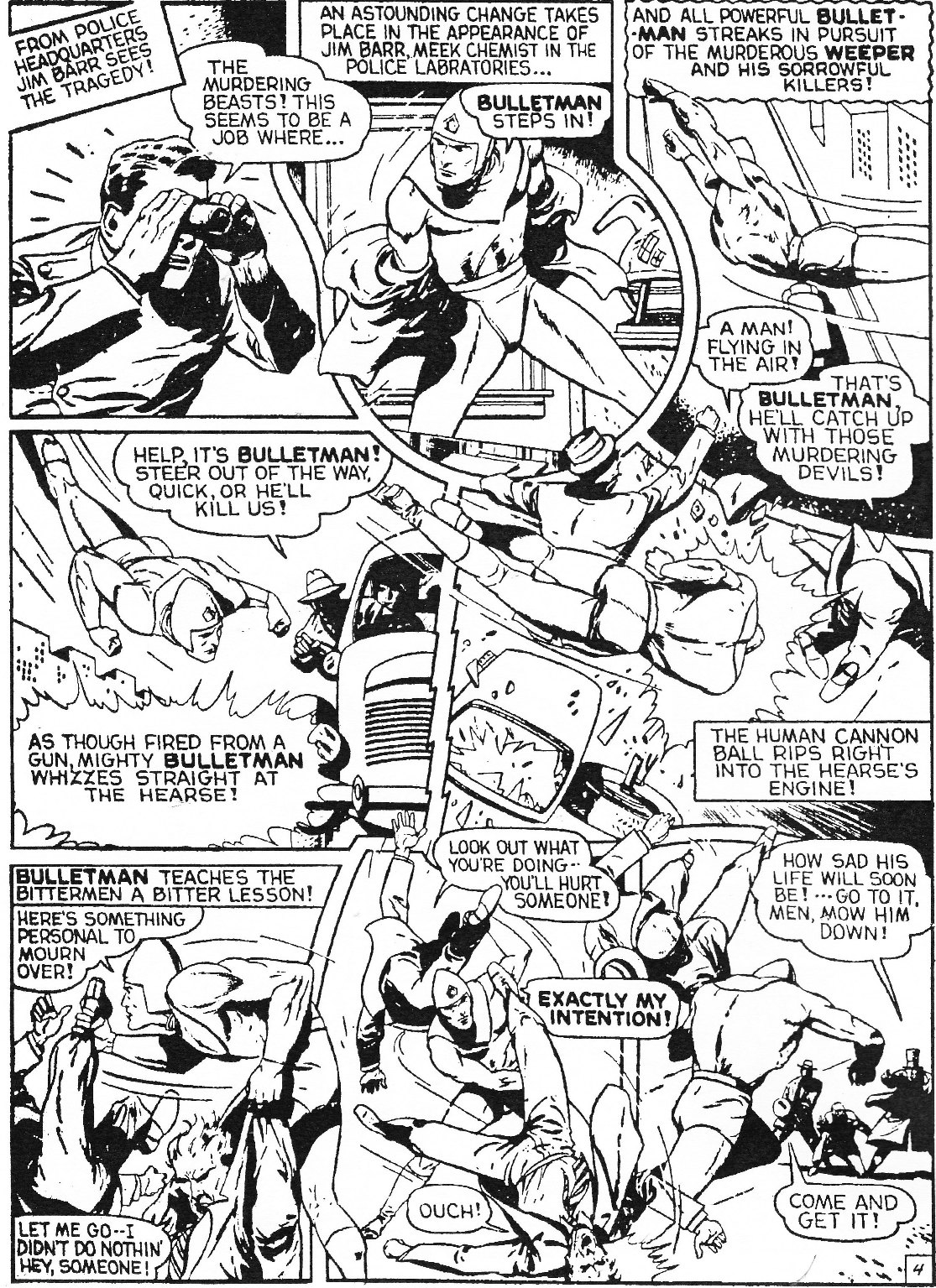 Read online Men of Mystery Comics comic -  Issue #74 - 6