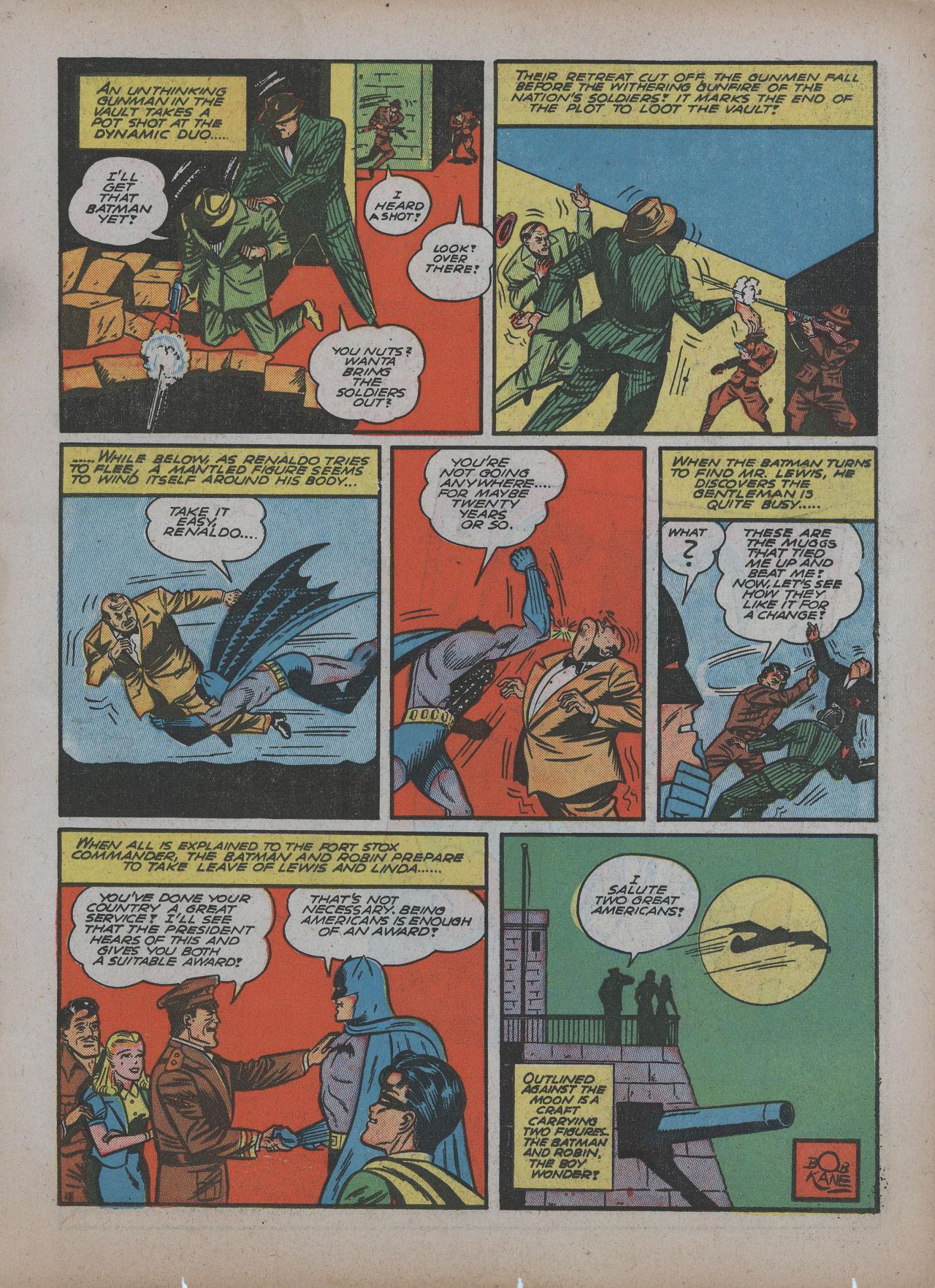 Read online Detective Comics (1937) comic -  Issue #48 - 15