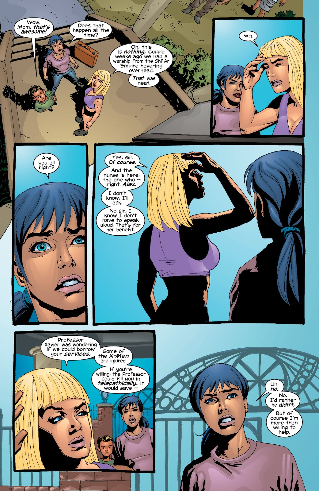 Read online X-Men: Unstoppable comic -  Issue # TPB (Part 1) - 80