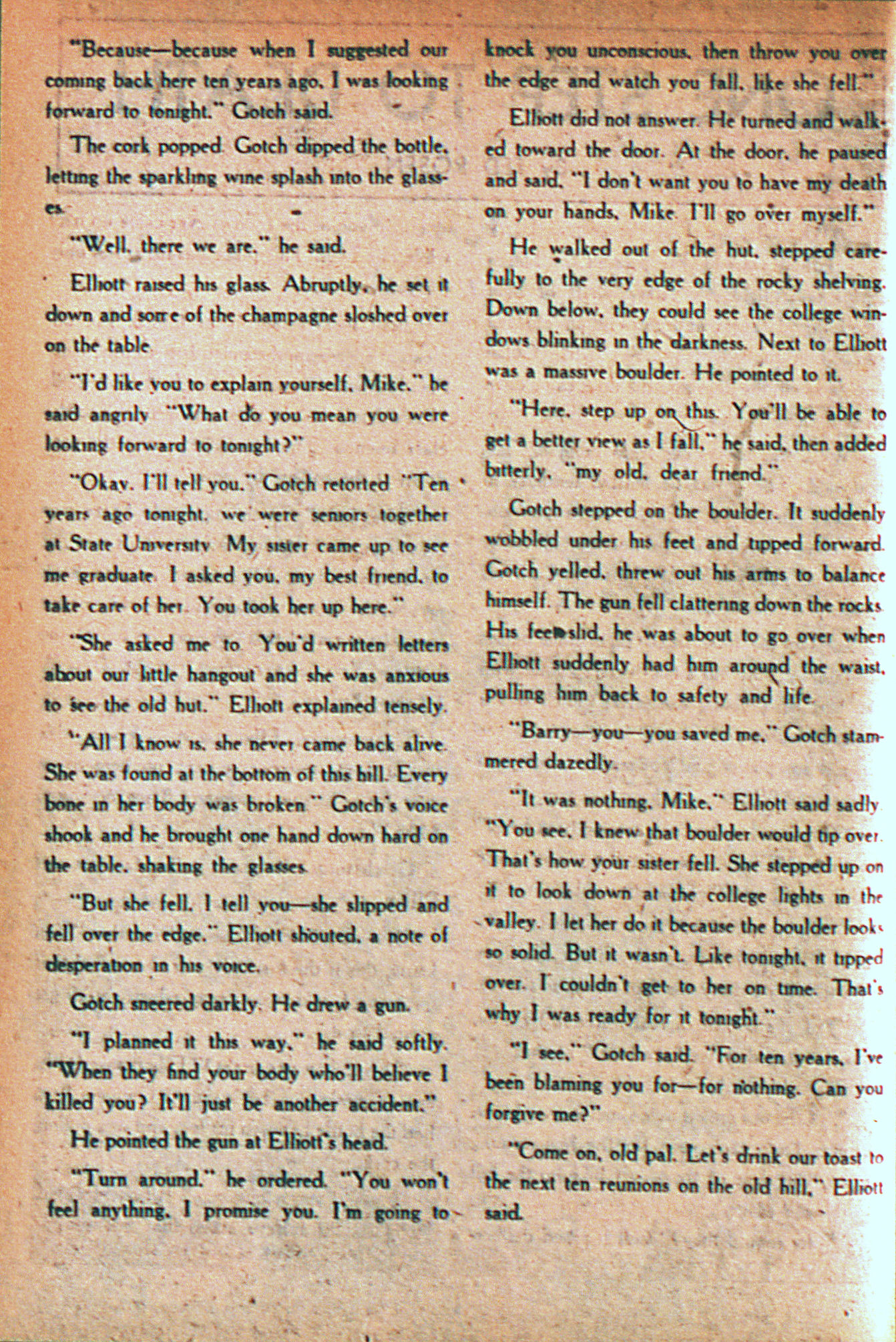 Read online Adventure Comics (1938) comic -  Issue #124 - 33