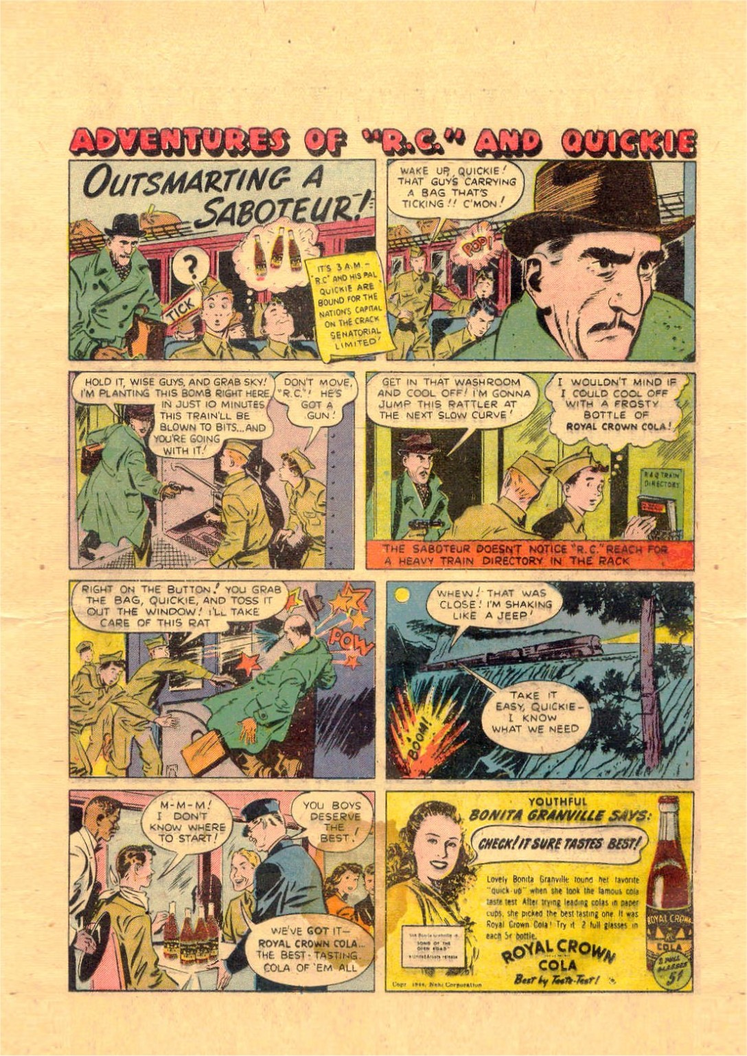 Read online Detective Comics (1937) comic -  Issue #92 - 31