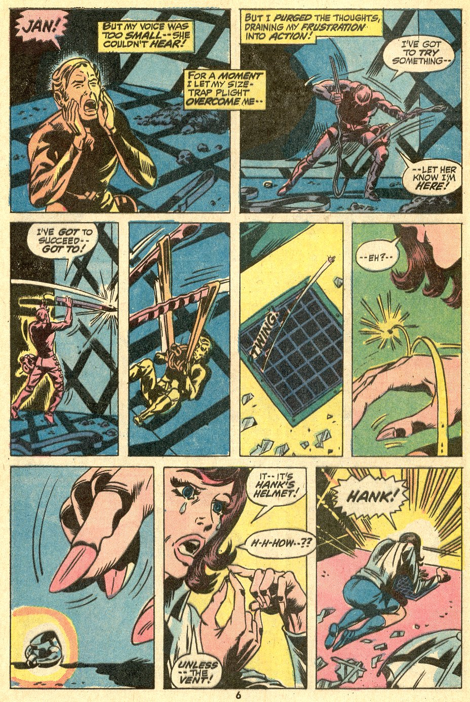 Marvel Feature (1971) issue 6 - Page 6