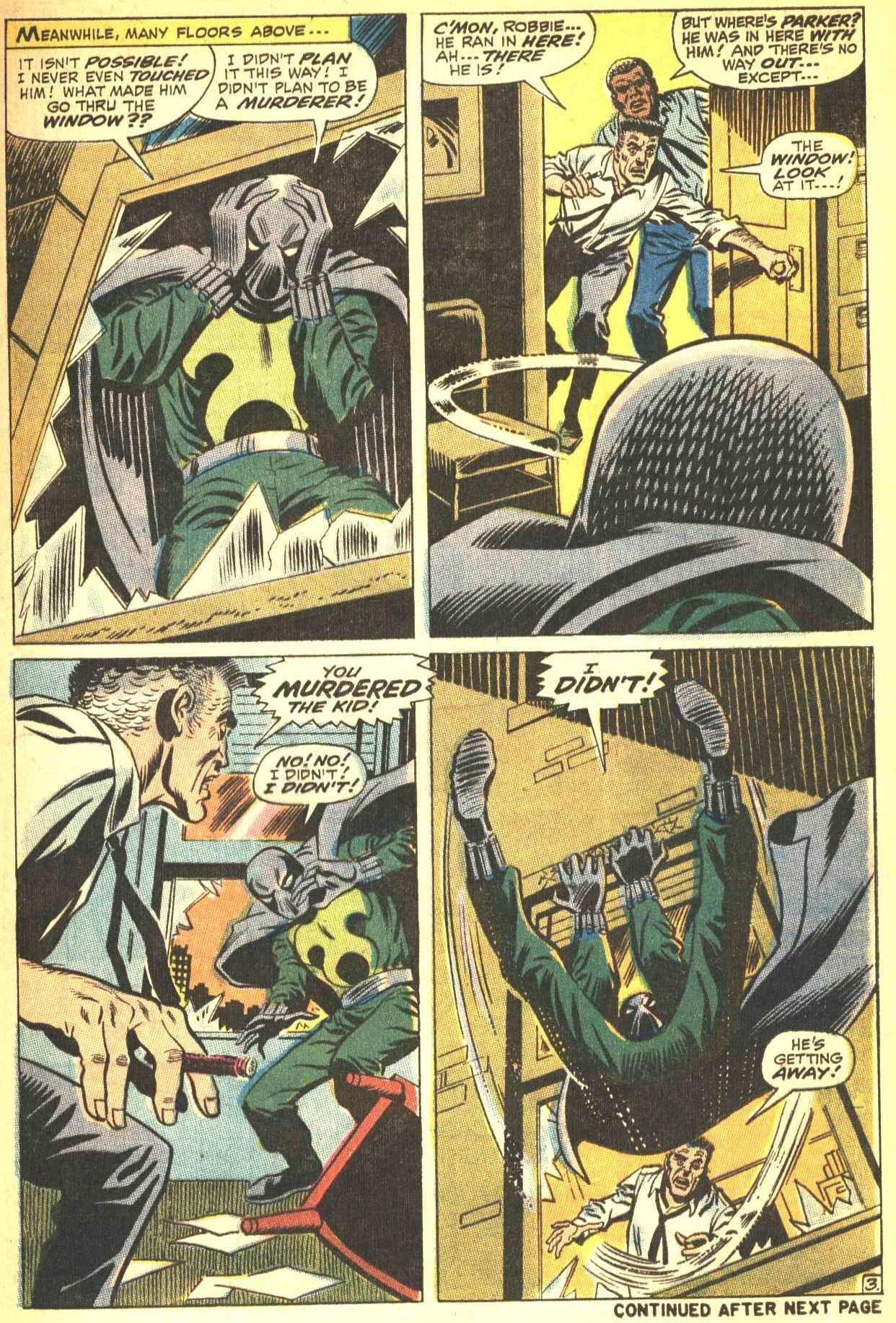 The Amazing Spider-Man (1963) 79 Page 3