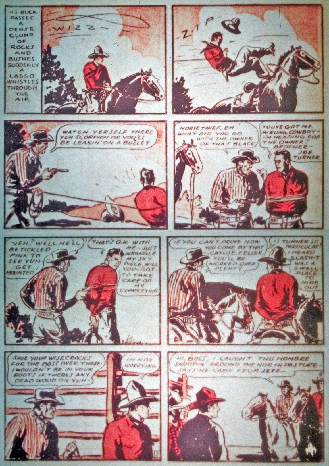 Read online Detective Comics (1937) comic -  Issue #31 - 20