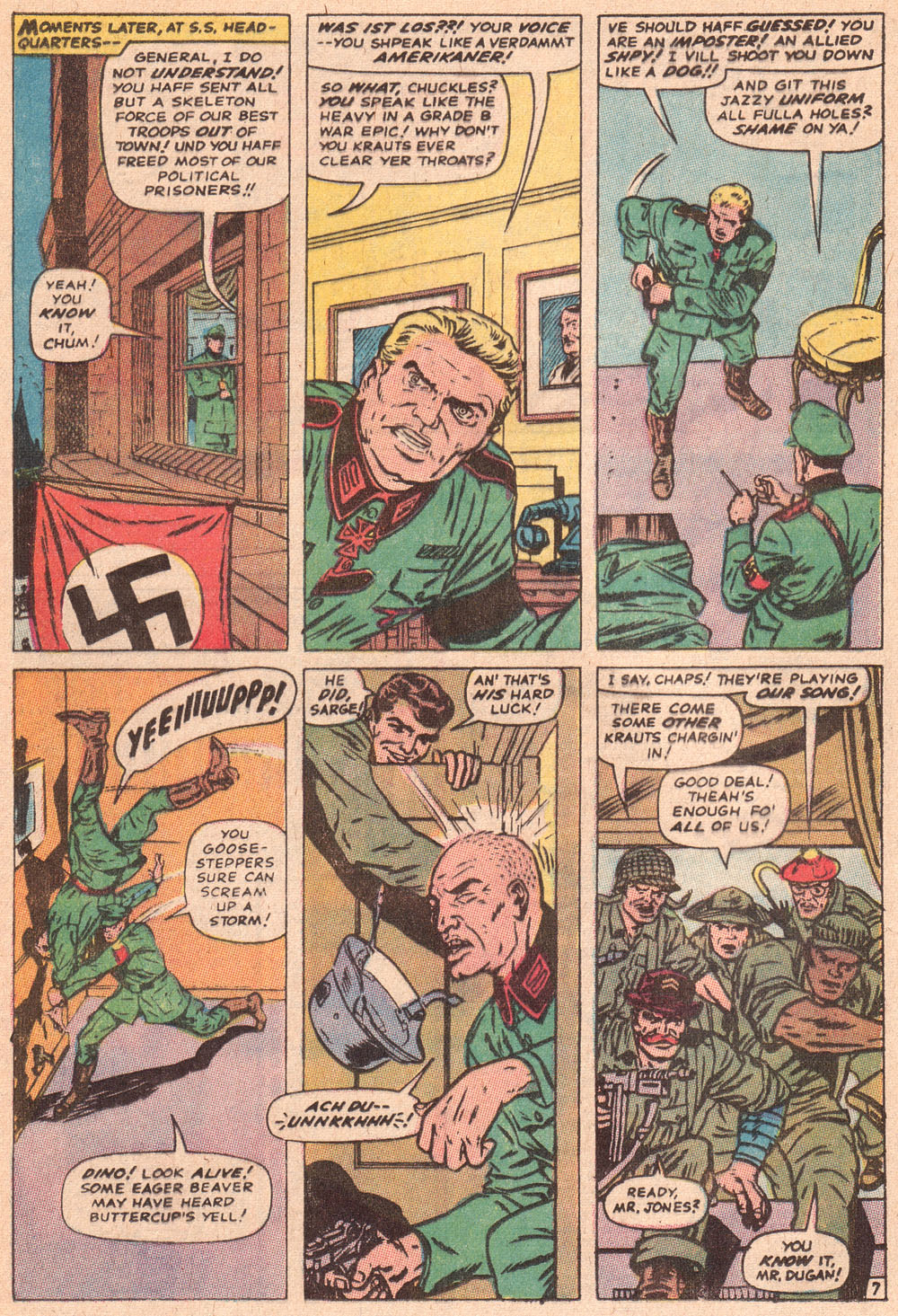 Read online Sgt. Fury comic -  Issue #80 - 12