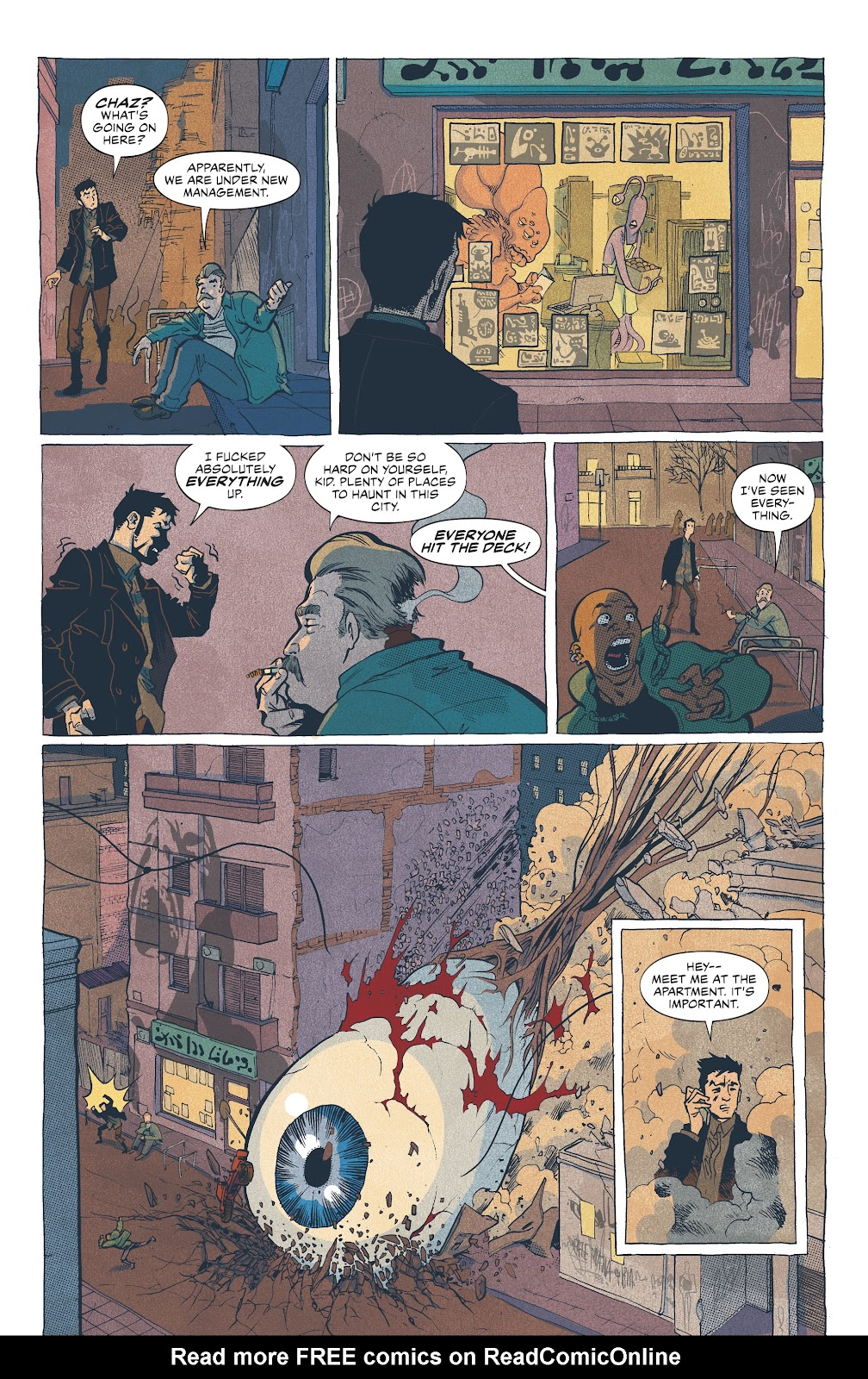 Collapser issue 5 - Page 17
