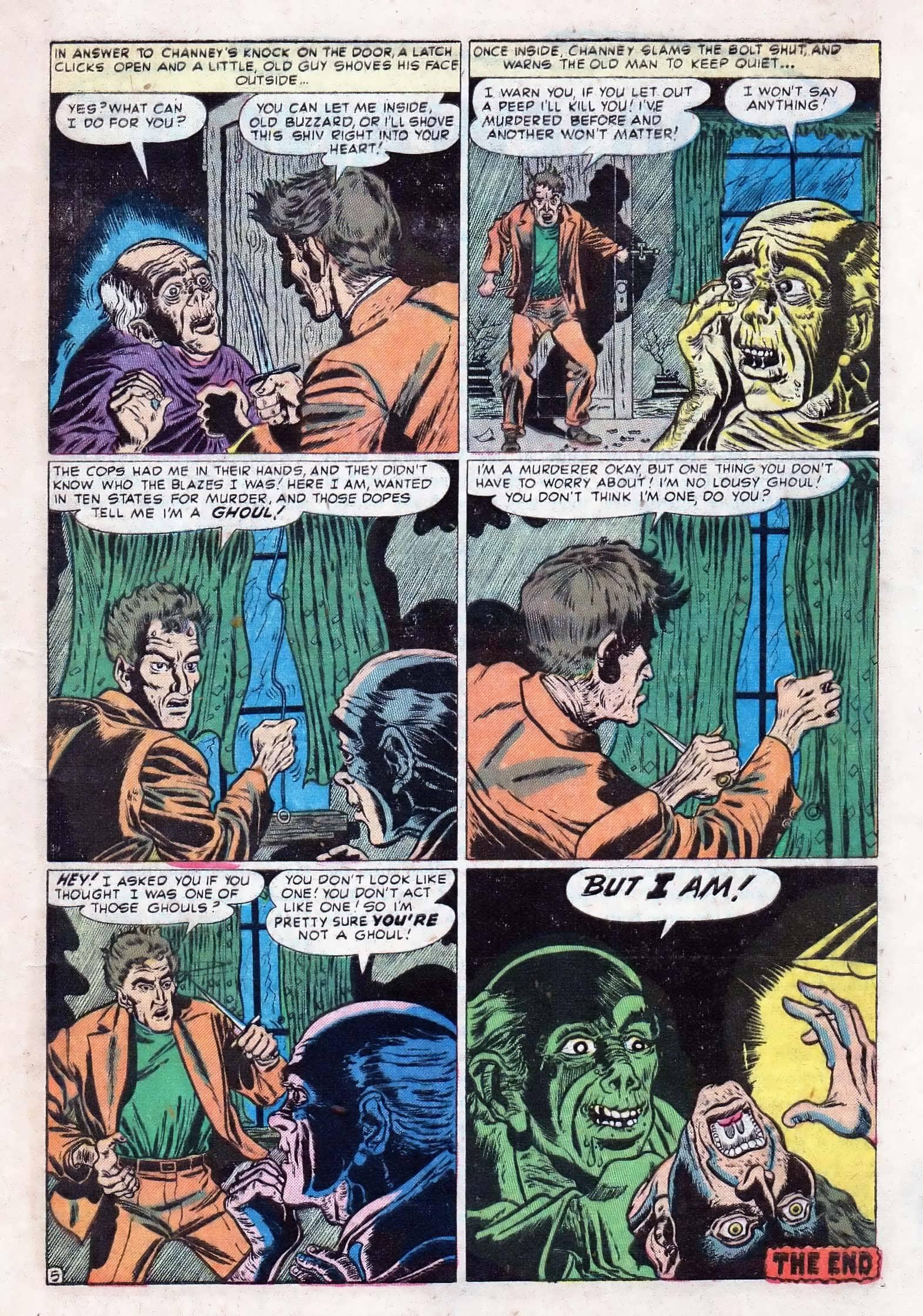 Read online Adventures into Weird Worlds comic -  Issue #10 - 6