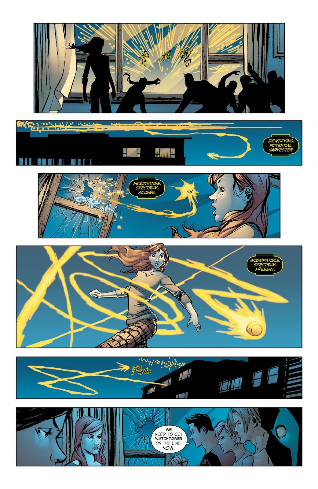 Read online Smallville Season 11 [II] comic -  Issue # TPB 7 - 72