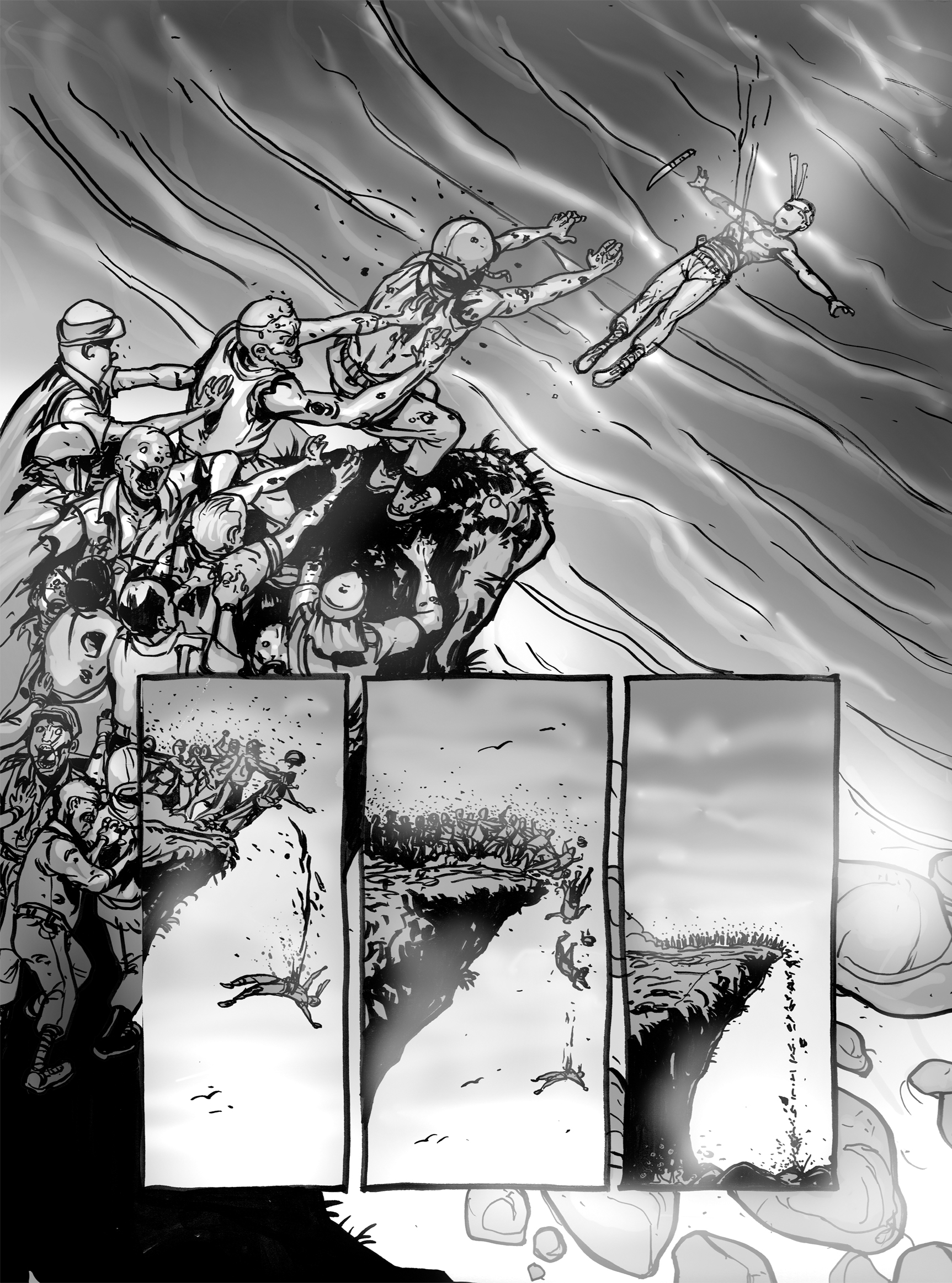 Read online FUBAR comic -  Issue #2 - 66