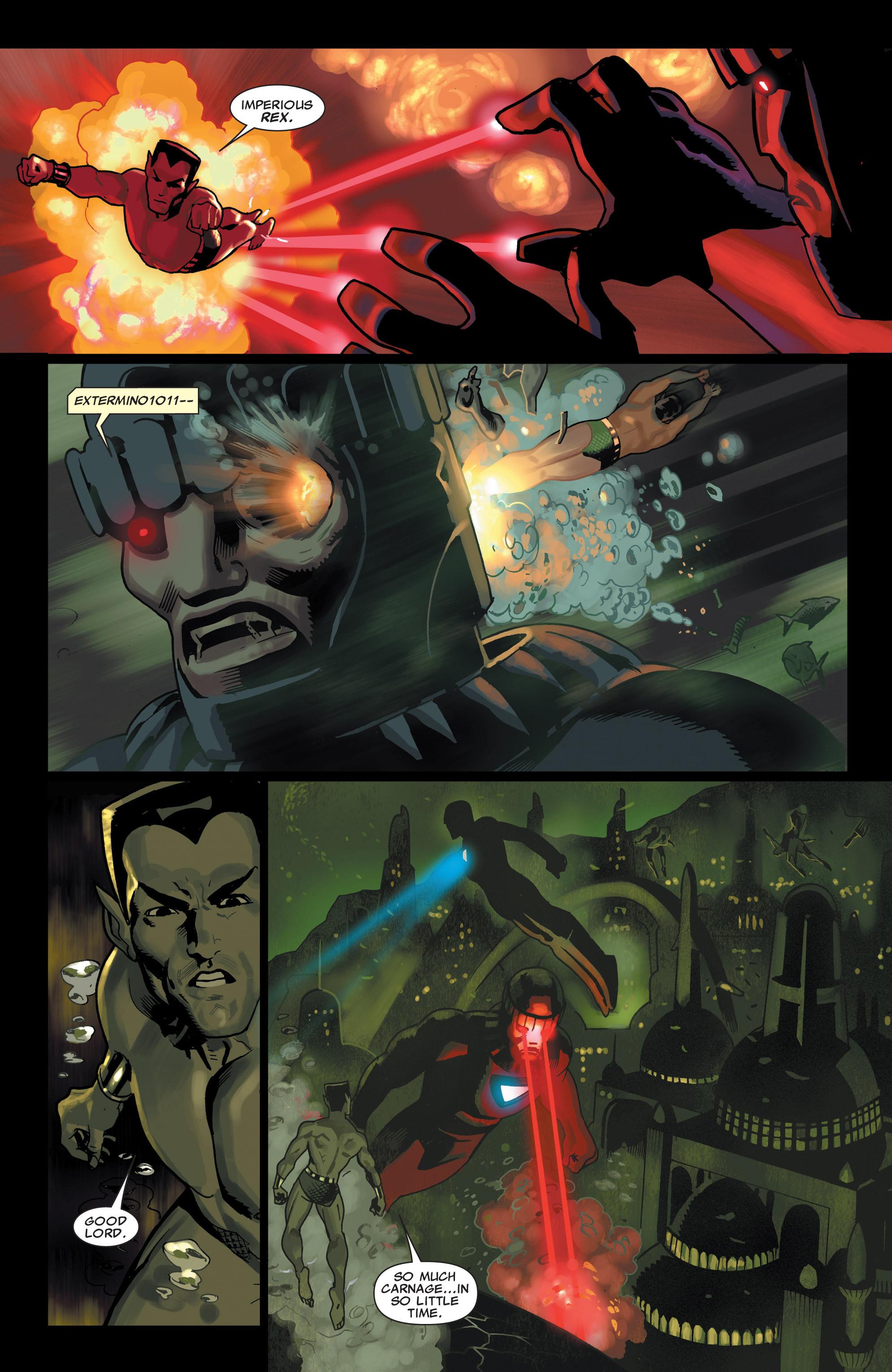 Read online Uncanny X-Men (1963) comic -  Issue # _Annual 2 (2009) - 25