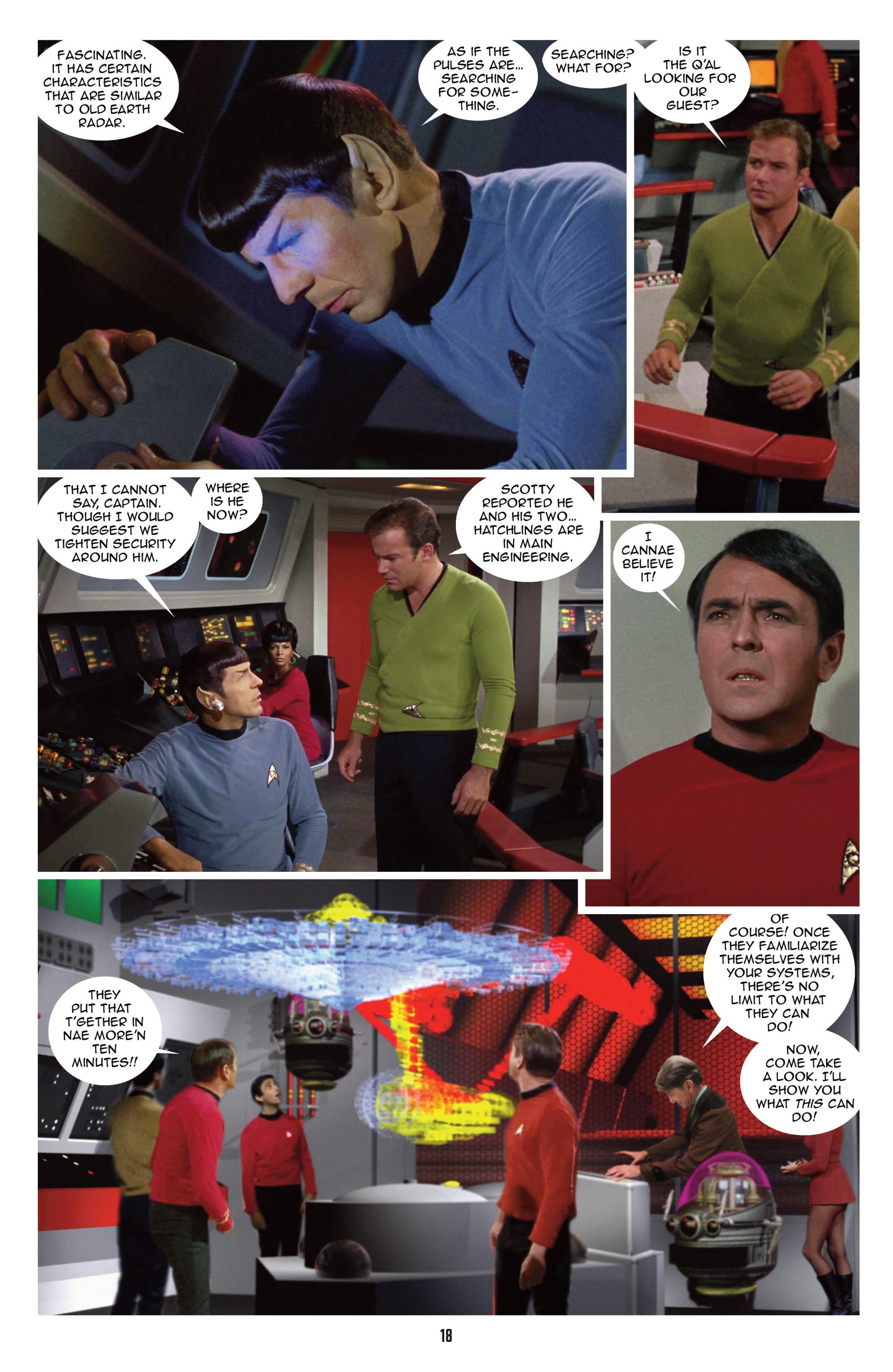 Read online Star Trek: New Visions comic -  Issue #15 - 20