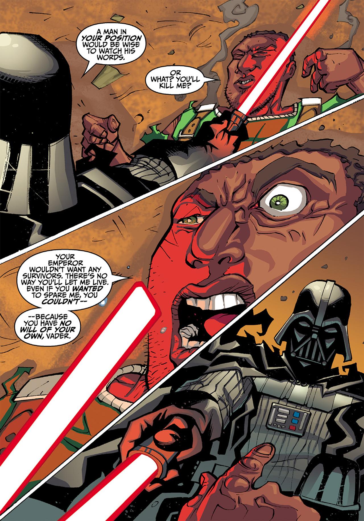 Read online Star Wars Omnibus comic -  Issue # Vol. 33 - 310