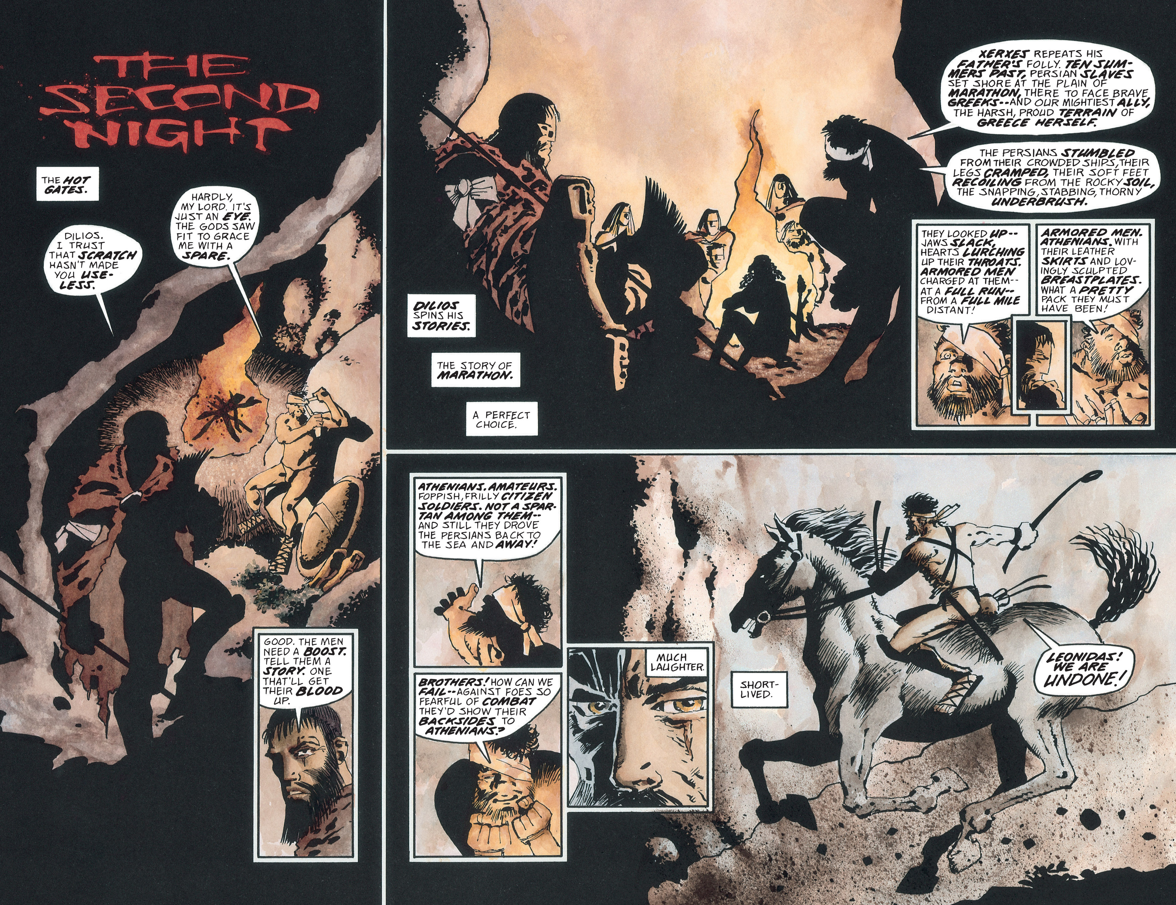 Read online 300 comic -  Issue #300 TPB - 68