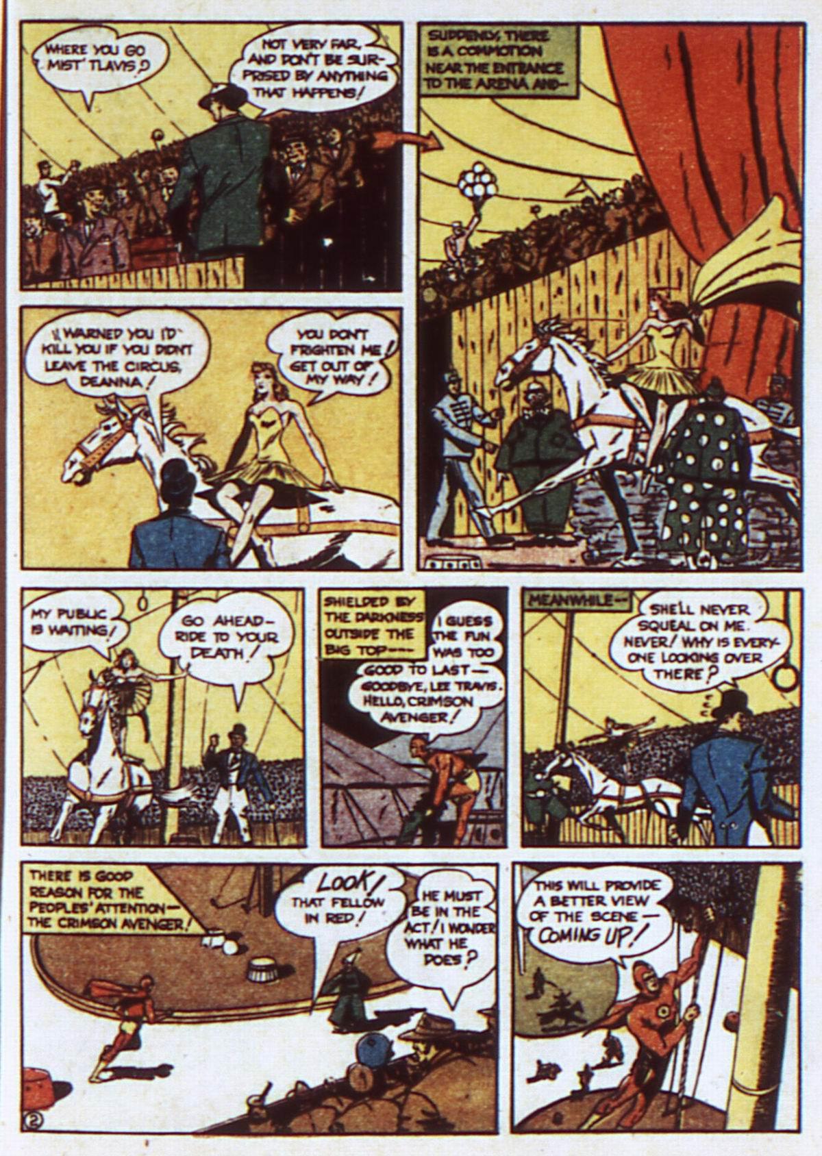 Read online Detective Comics (1937) comic -  Issue #52 - 25
