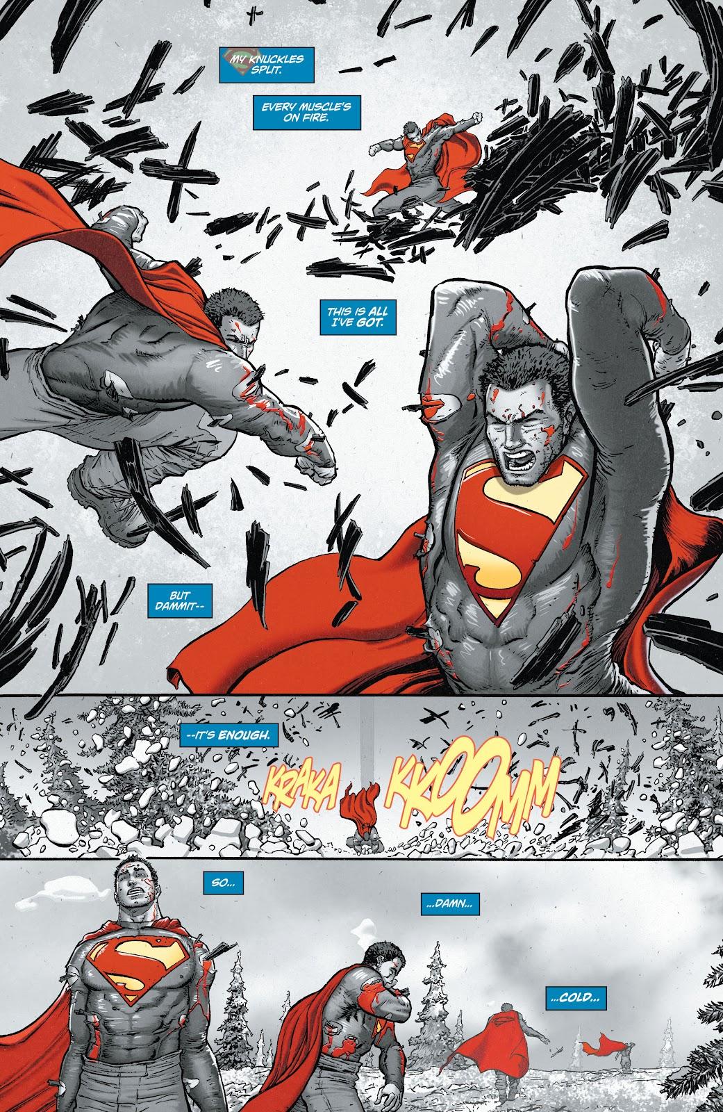 Read online DC Sneak Peek: Action Comics comic -  Issue # Full - 6