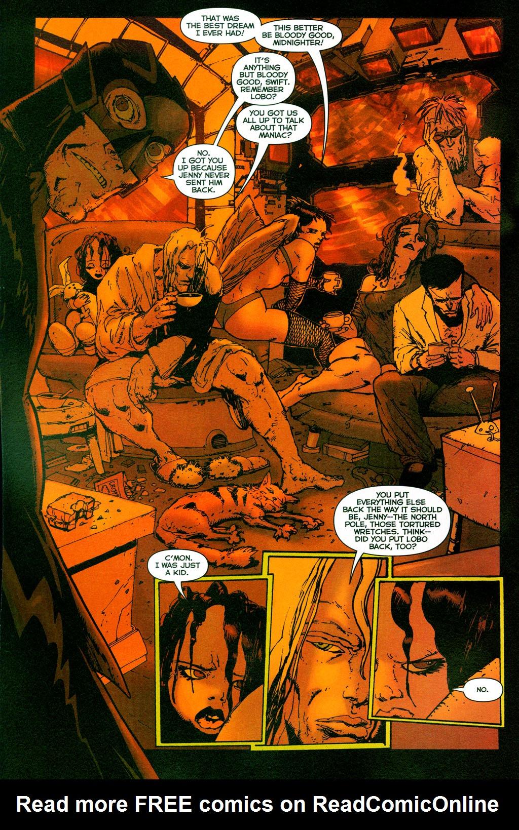Read online The Authority/Lobo: Spring Break Massacre comic -  Issue # Full - 3