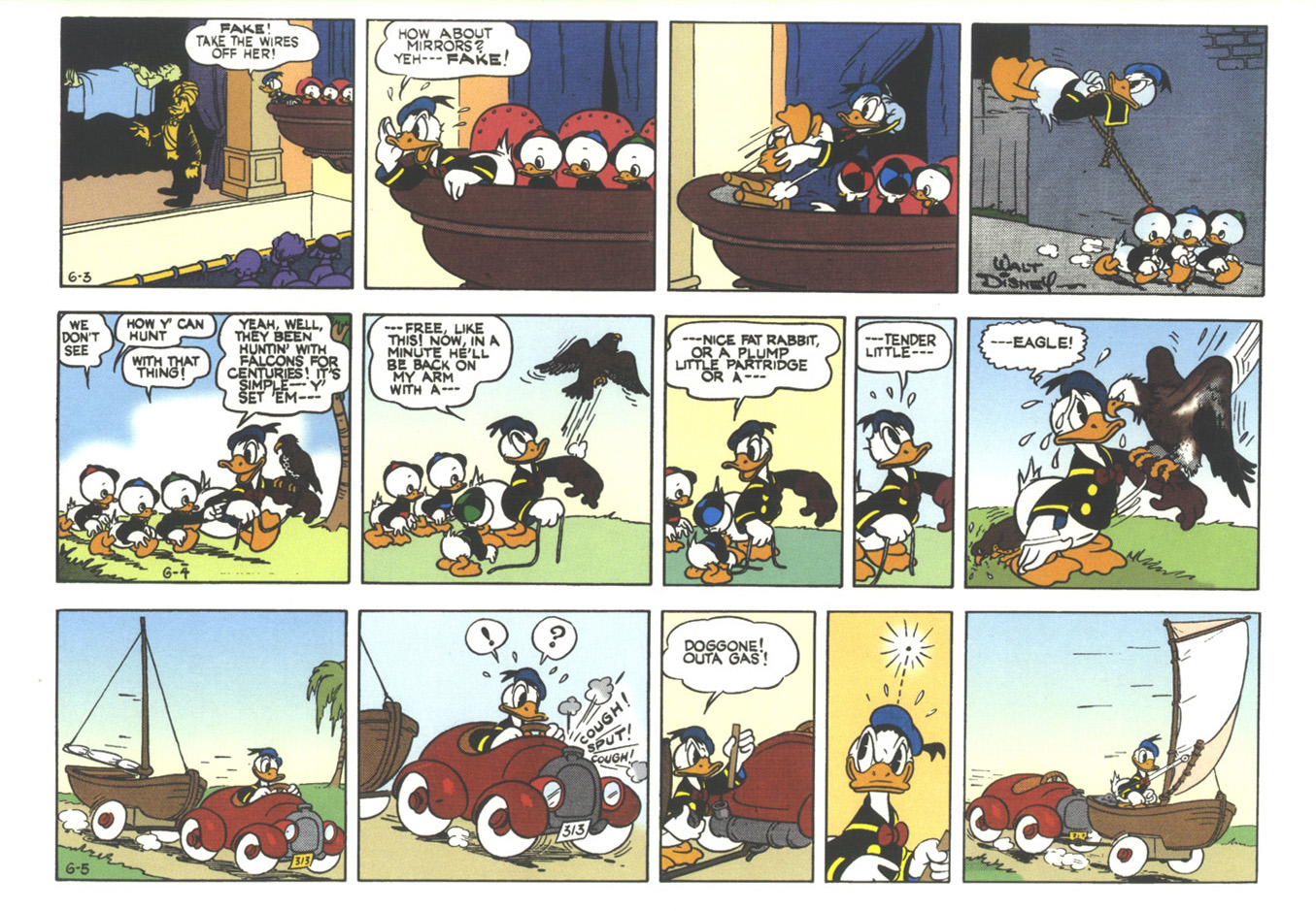 Read online Uncle Scrooge (1953) comic -  Issue #314 - 65